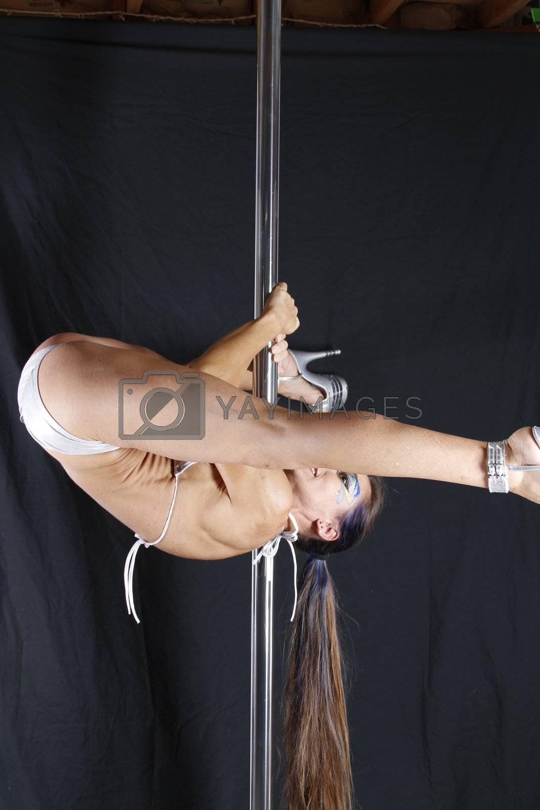 Pole Acrobat by aruns911