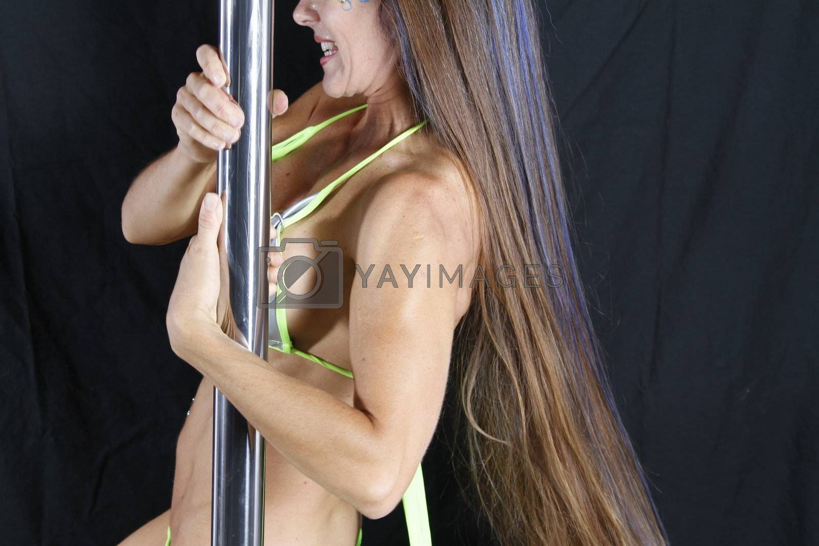 Pole Acrobat by aruns911
