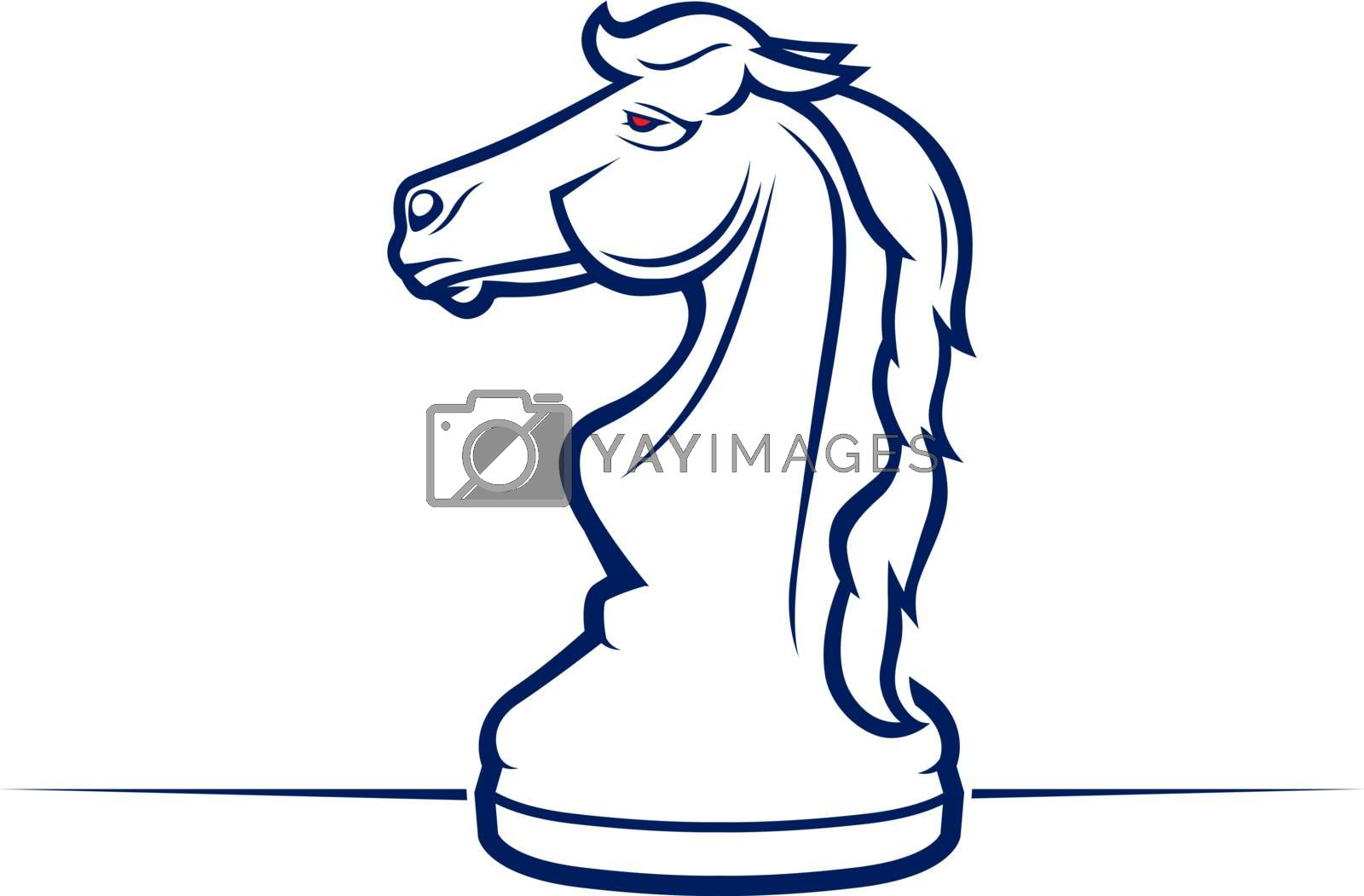 Chess Horse Icon Royalty Free Stock Image Stock Photos Royalty Free Images Vectors Footage Yayimages
