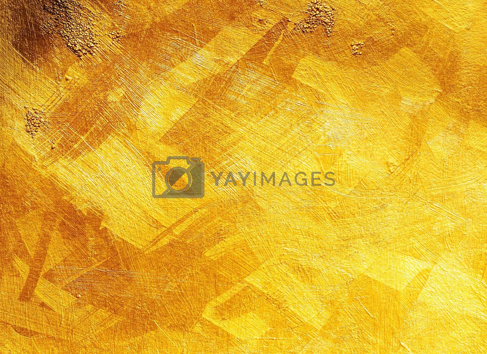 Luxury golden texture.Hi res background. by POMACHKA