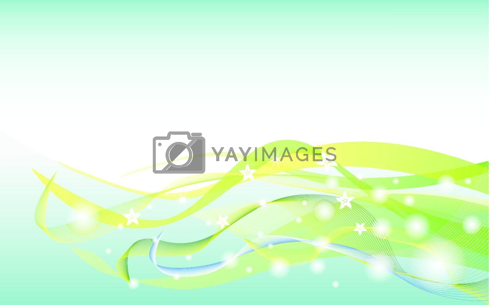 Abstract background the scenes with the smooth lines