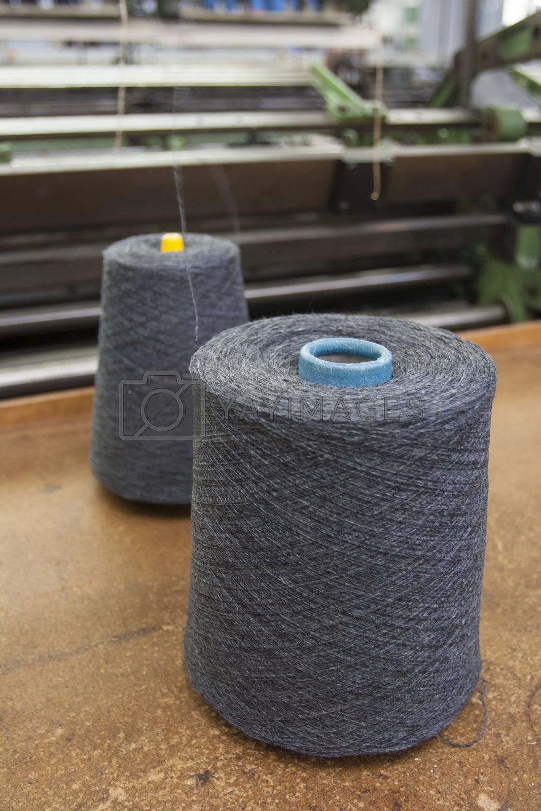Textile Production - Weaving