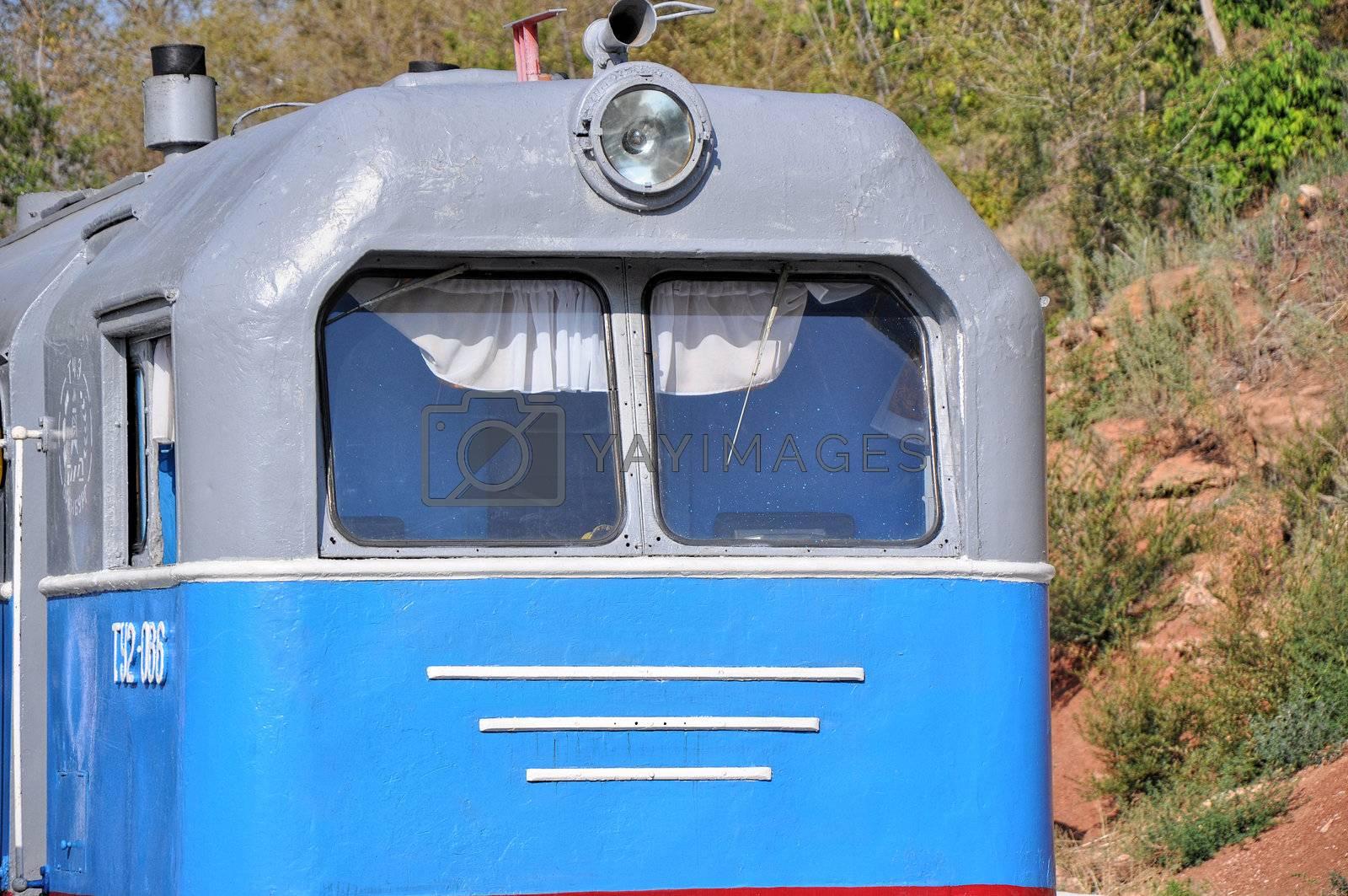 Children railway