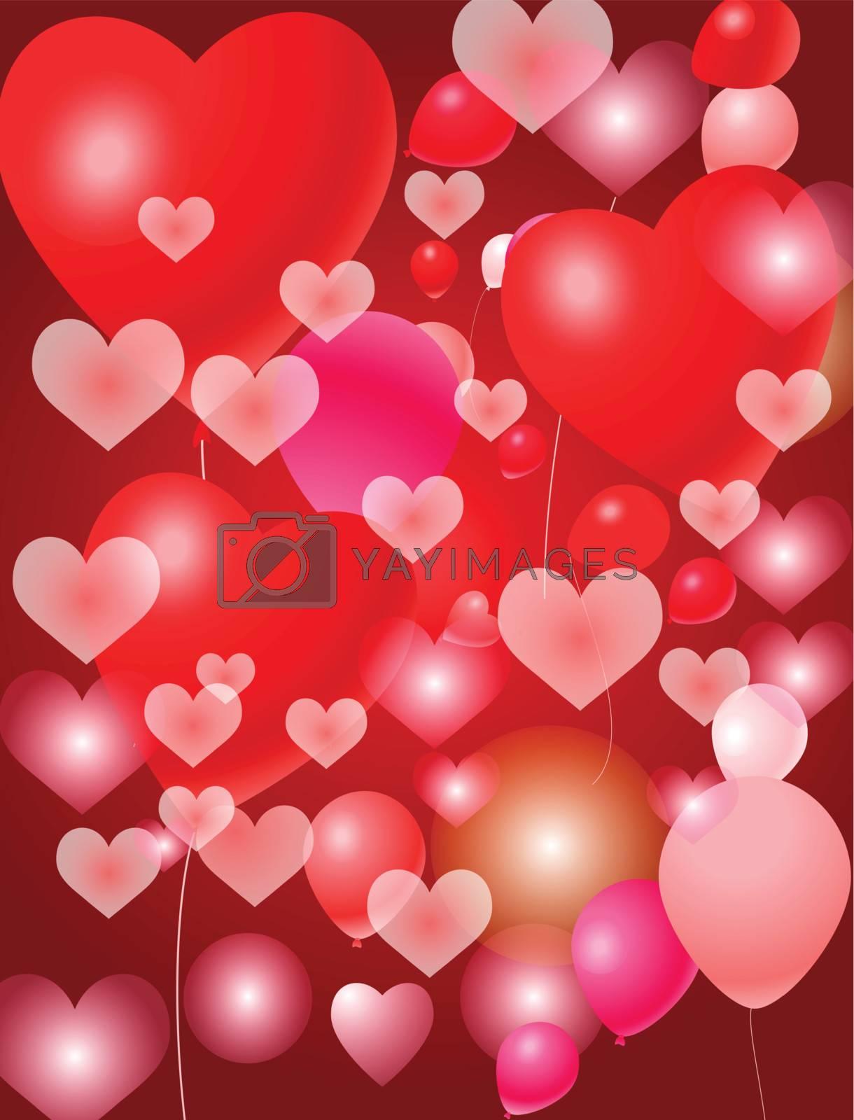 Balloon celebration Balloon heart