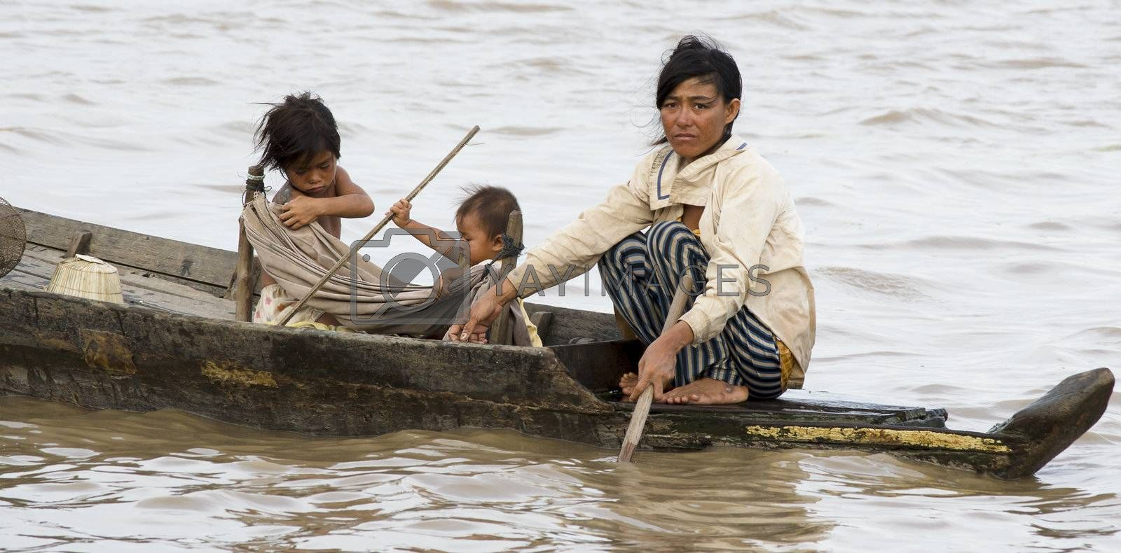 boat people of cambodia