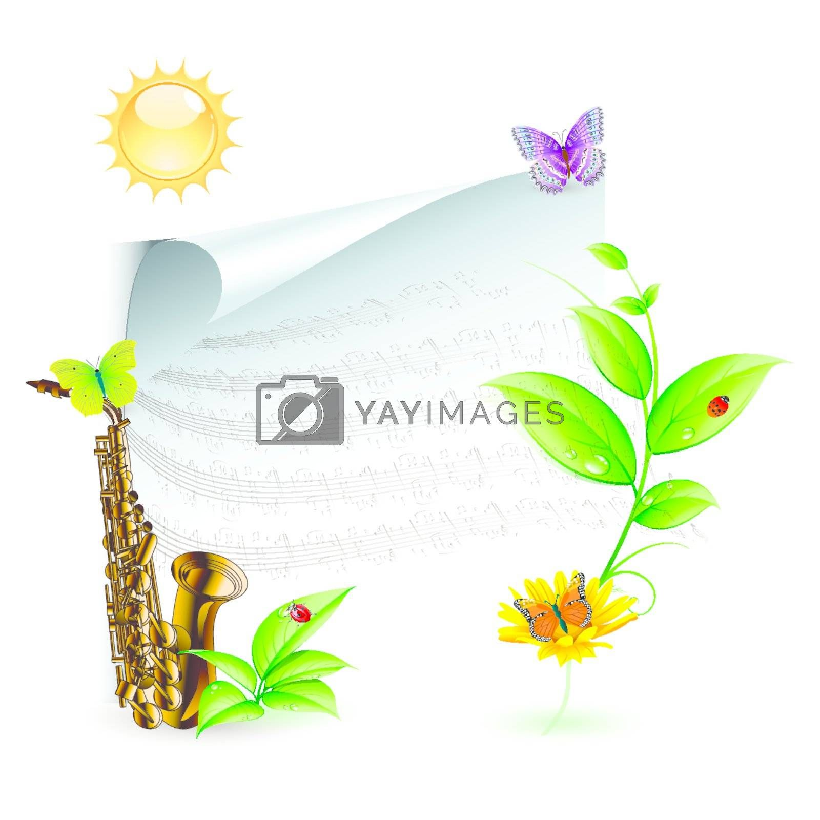 jazz for the environment background