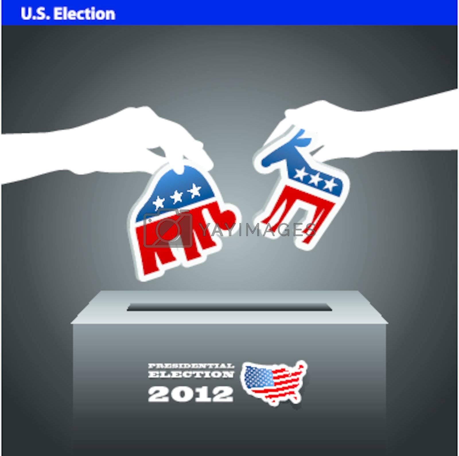 US presidential 2012 election democrat or republican