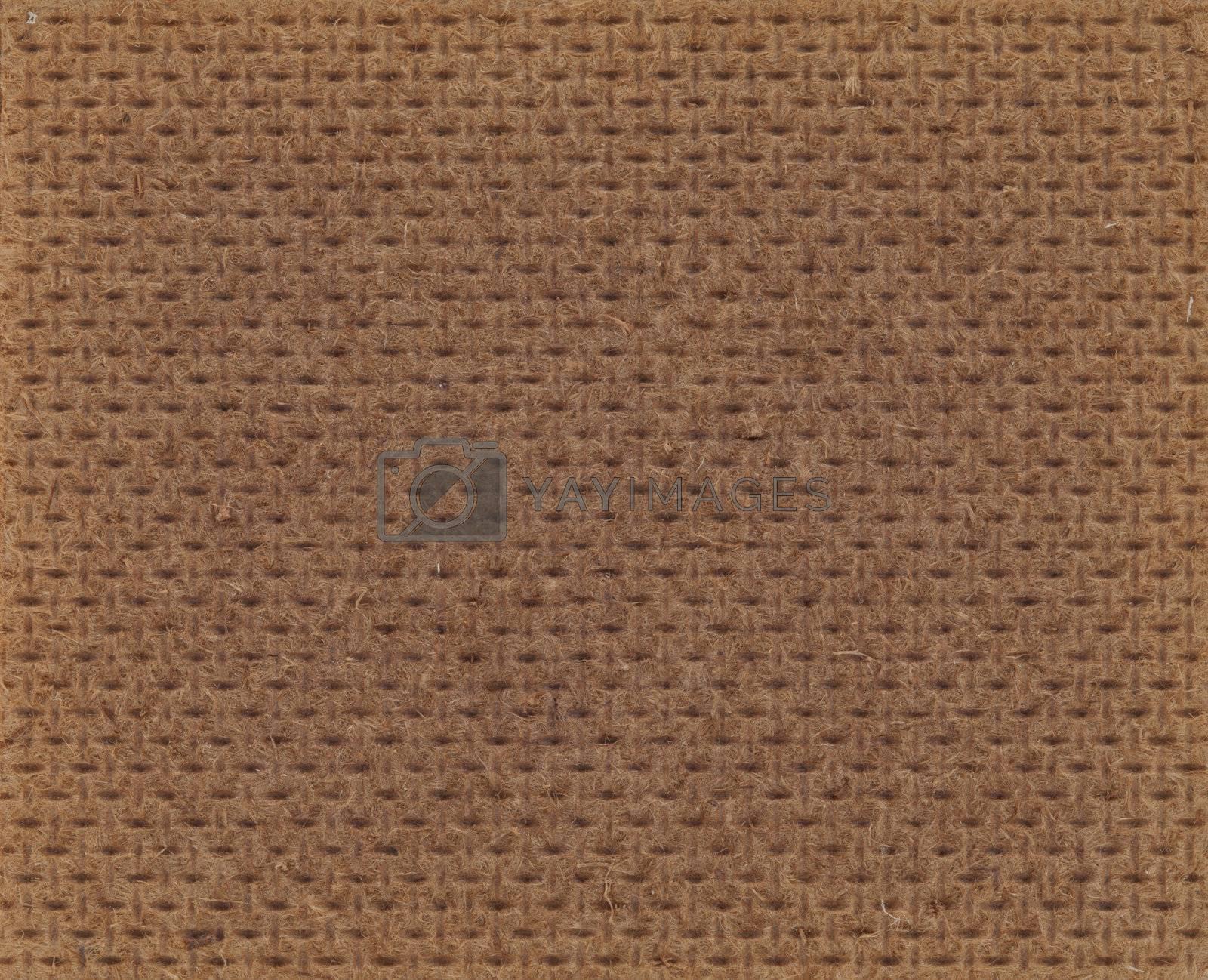 Cardboard. Seamless texture.