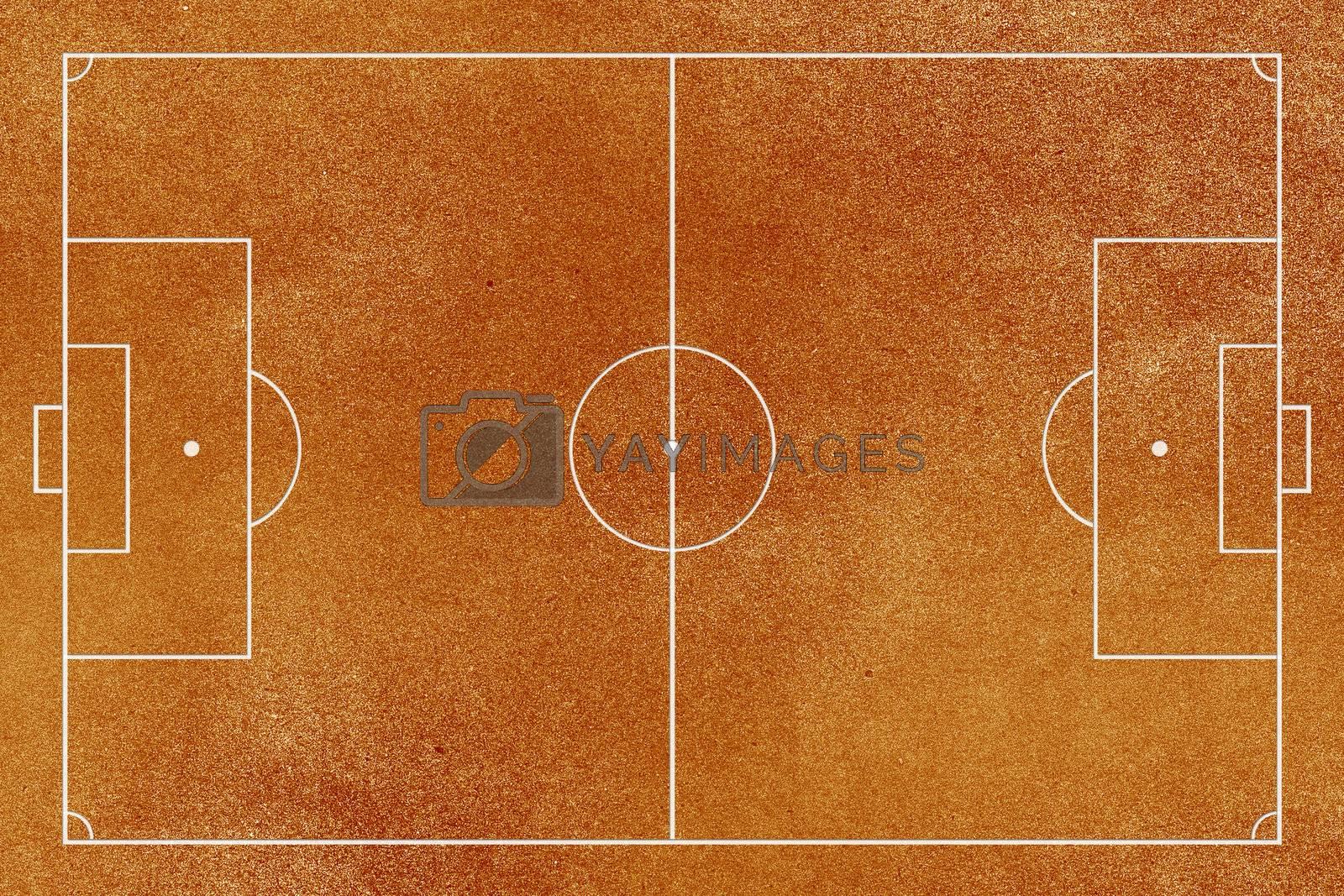 Paper texture,Soccer ( football ) field