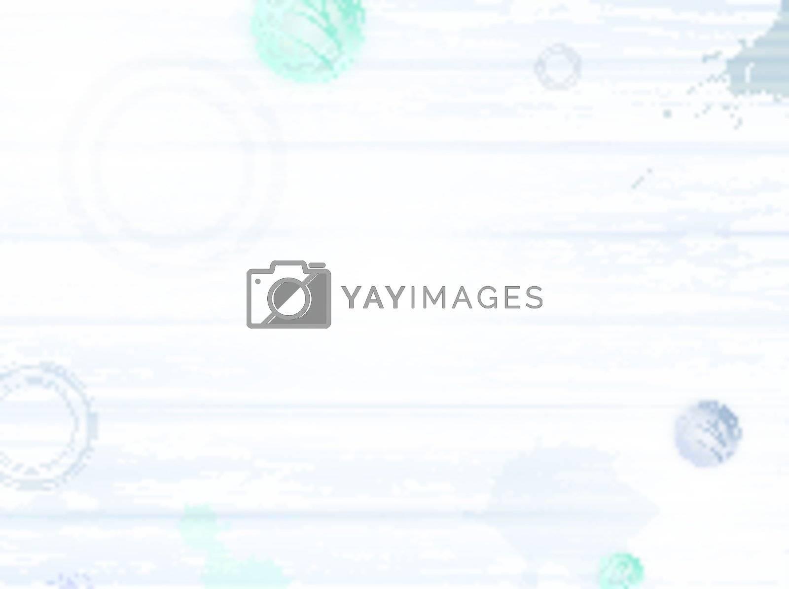 Royalty free image of Vintage grunge wooden background by razvodovska