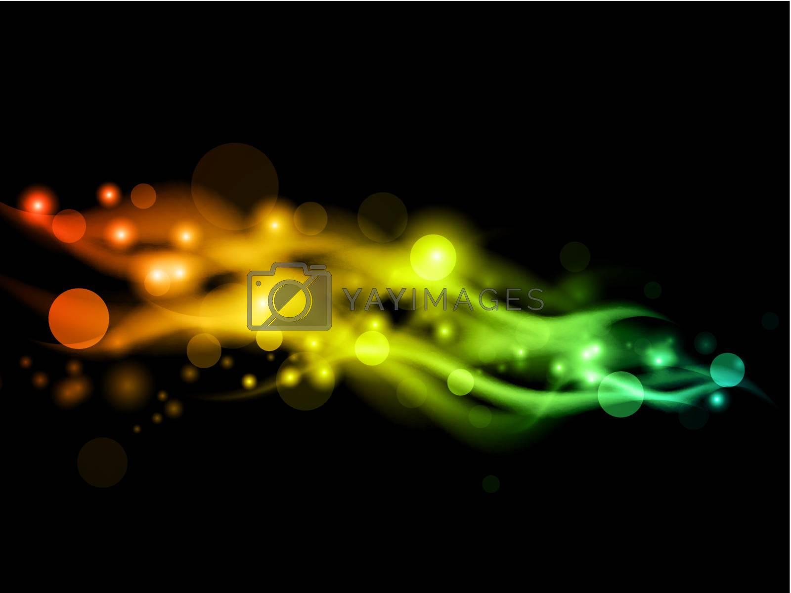 Royalty free image of abstract background by razvodovska