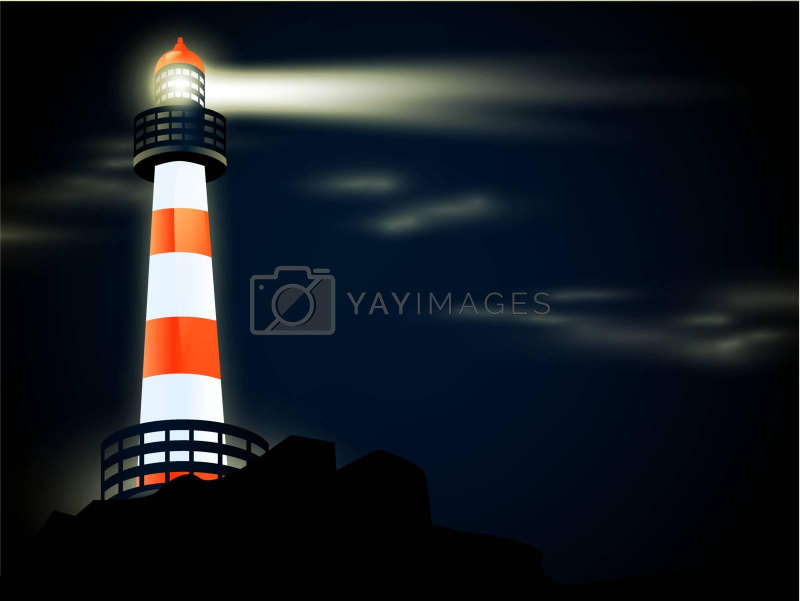 lighthouse by razvodovska