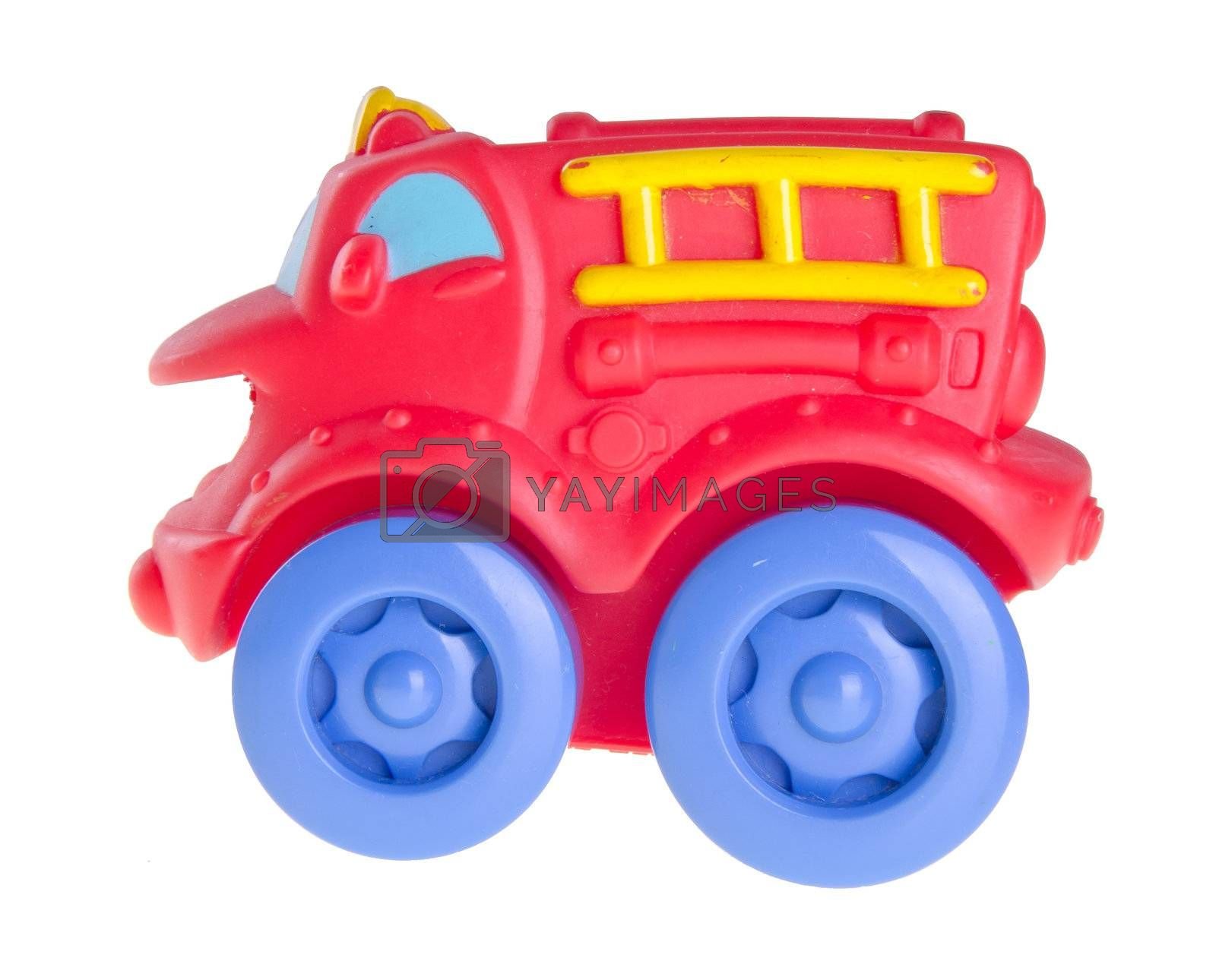 Baby car, Baby toy car on the background