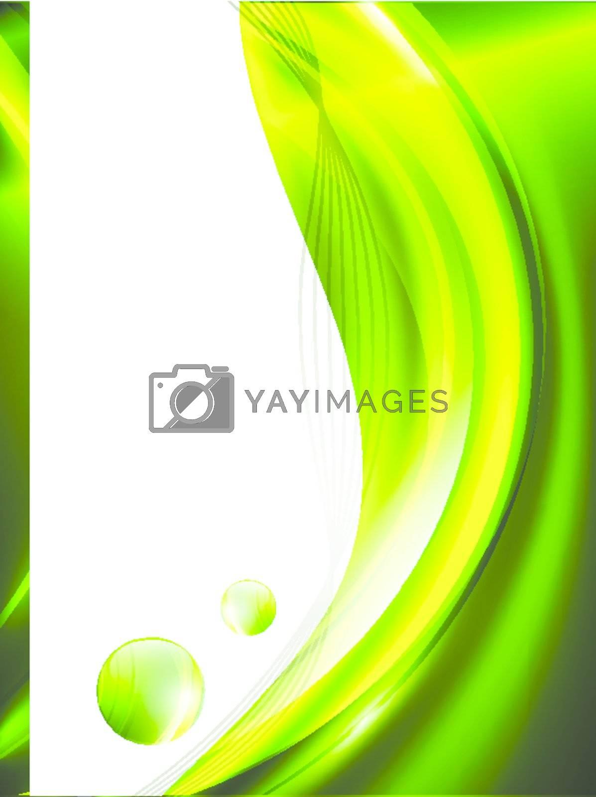Royalty free image of Green by razvodovska