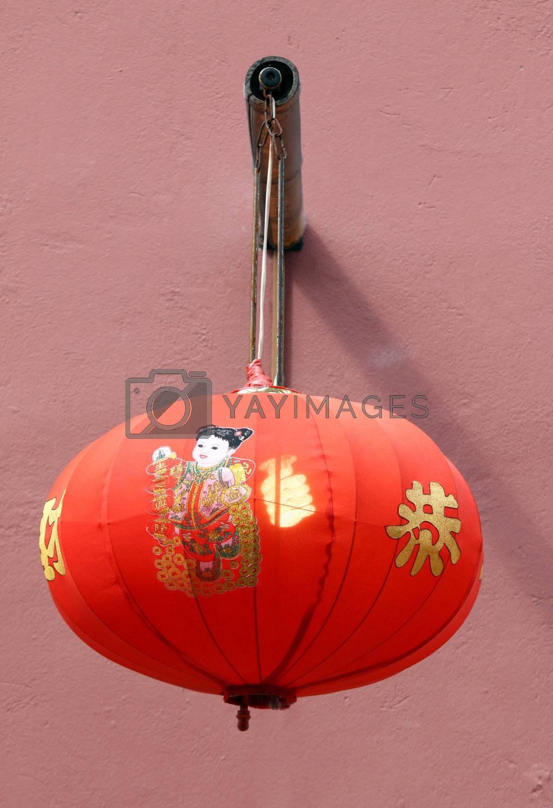 Chinese lantern by Cebas