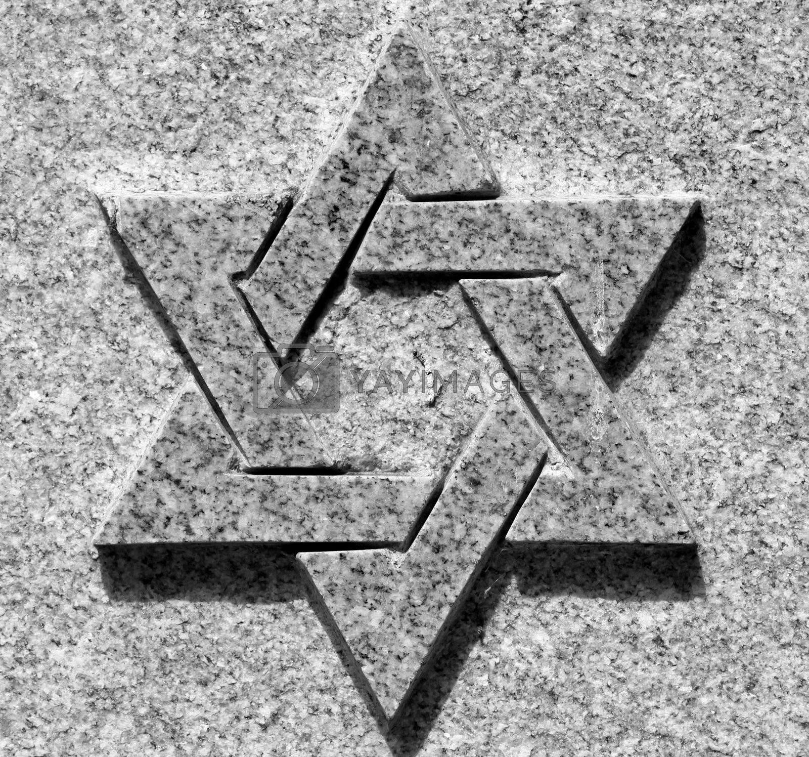 Star of David by Vaidas Bucys