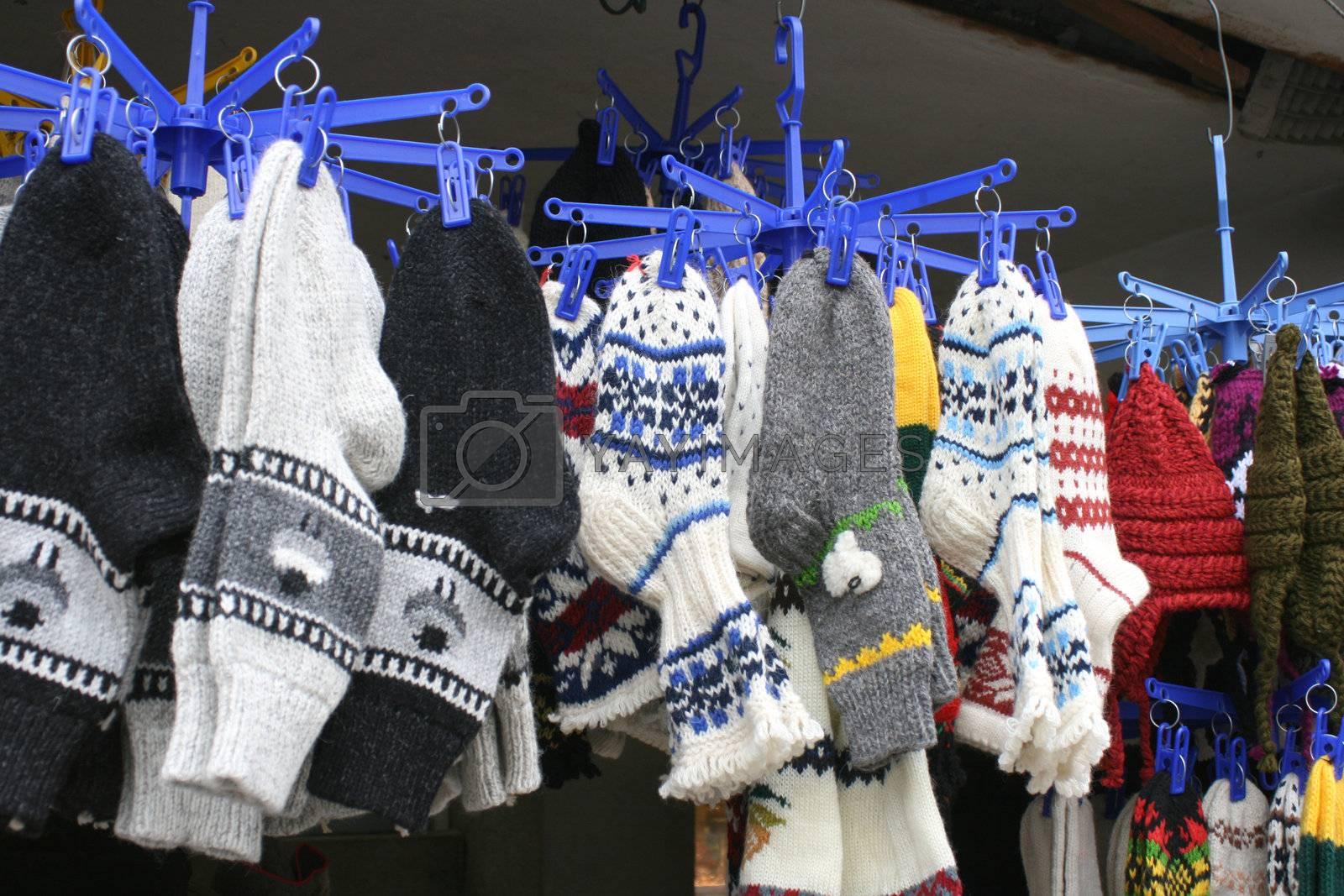 Wool socks for sale by Cebas
