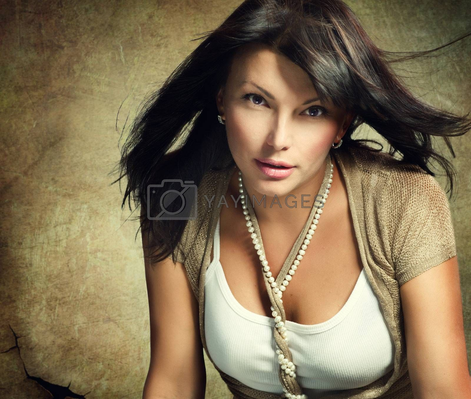 Sexy Young Woman portrait