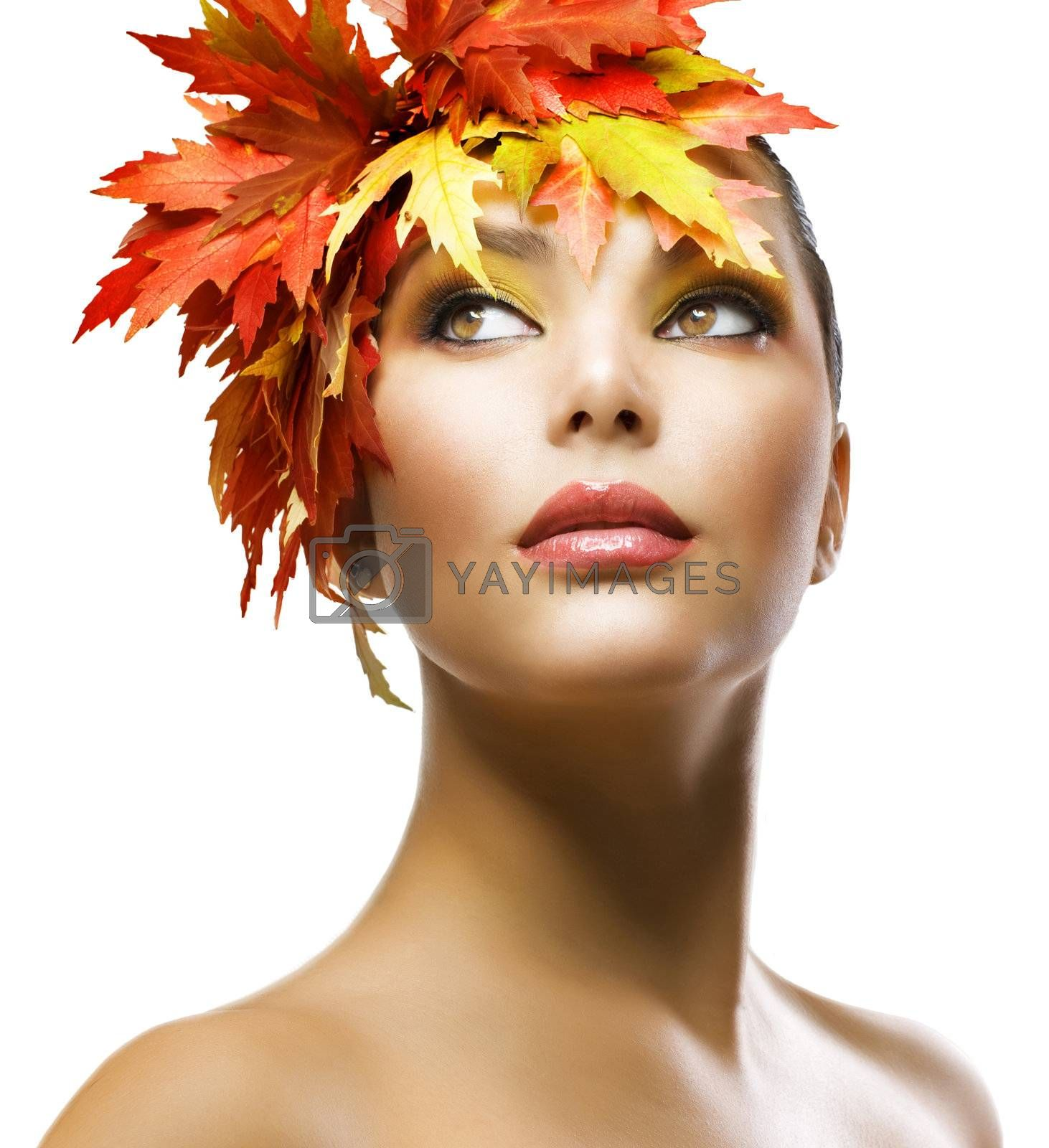 Autumn Beauty Makeup