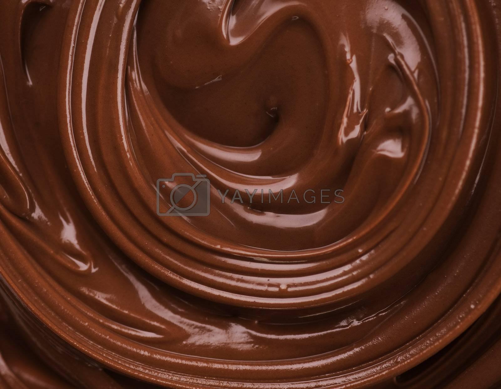 Chocolate  by Subbotina Anna