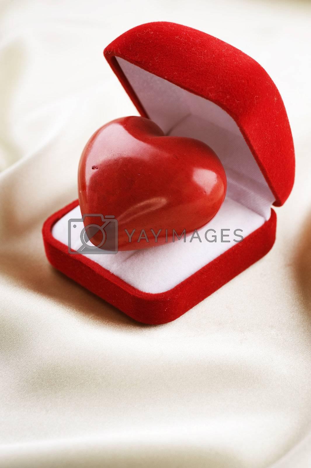 Valentine Heart by Subbotina Anna