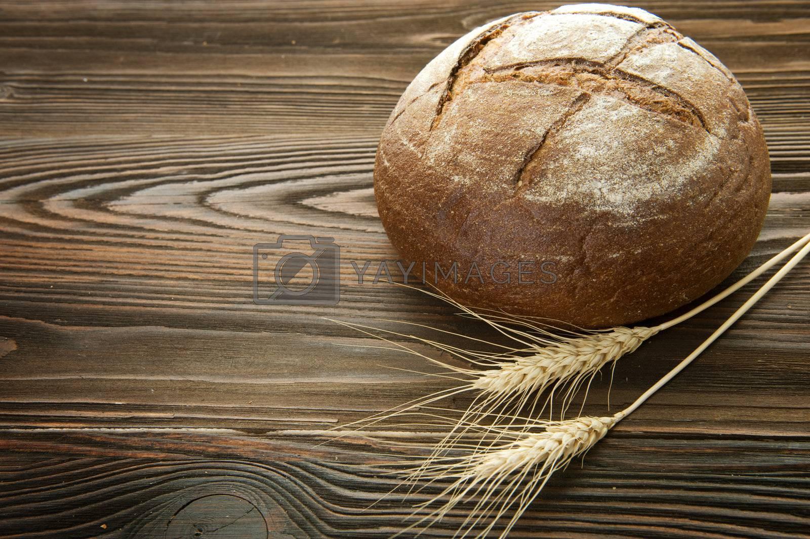 Bakery Bread  by Subbotina Anna