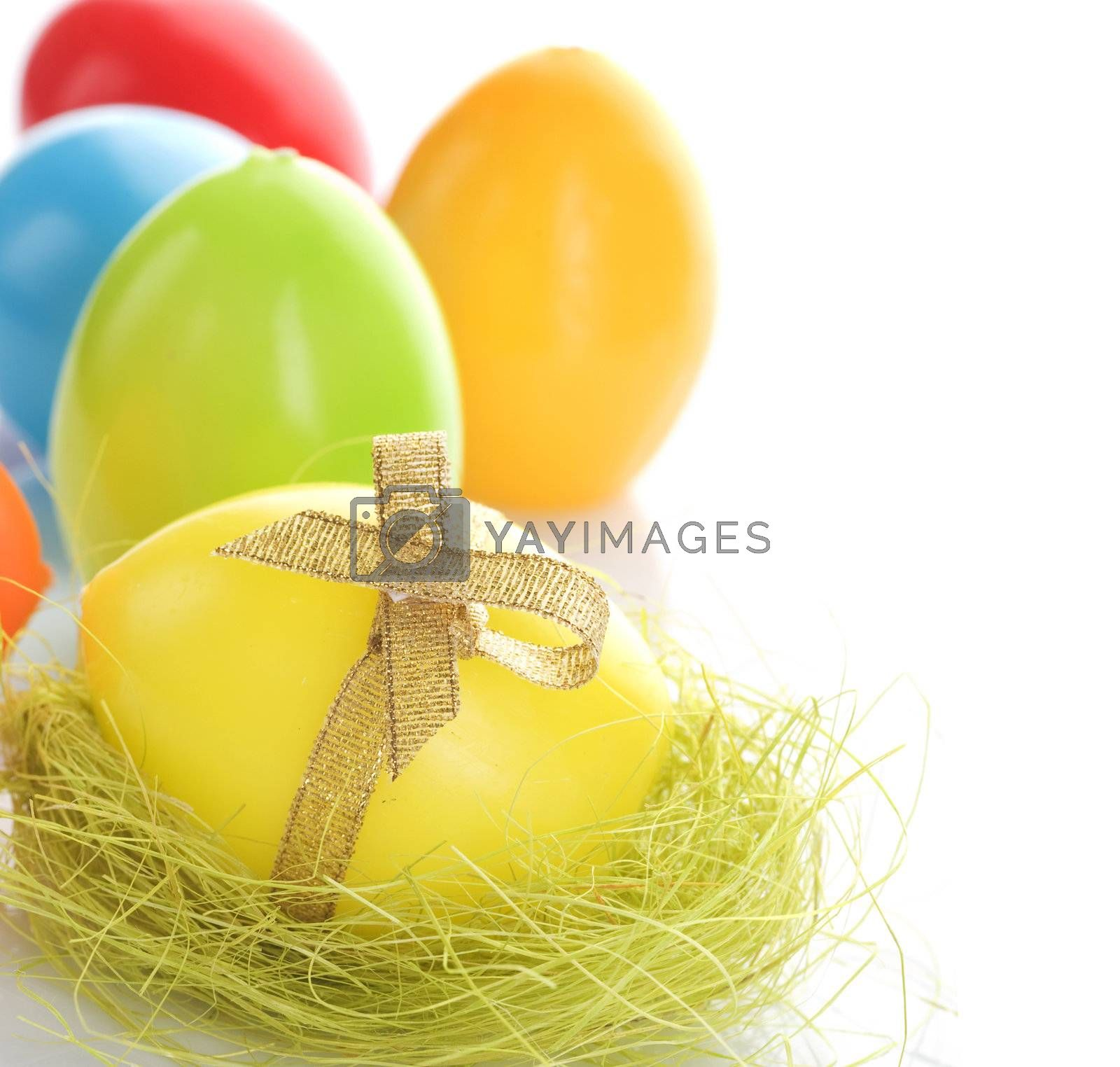 Easter Eggs  by Subbotina Anna