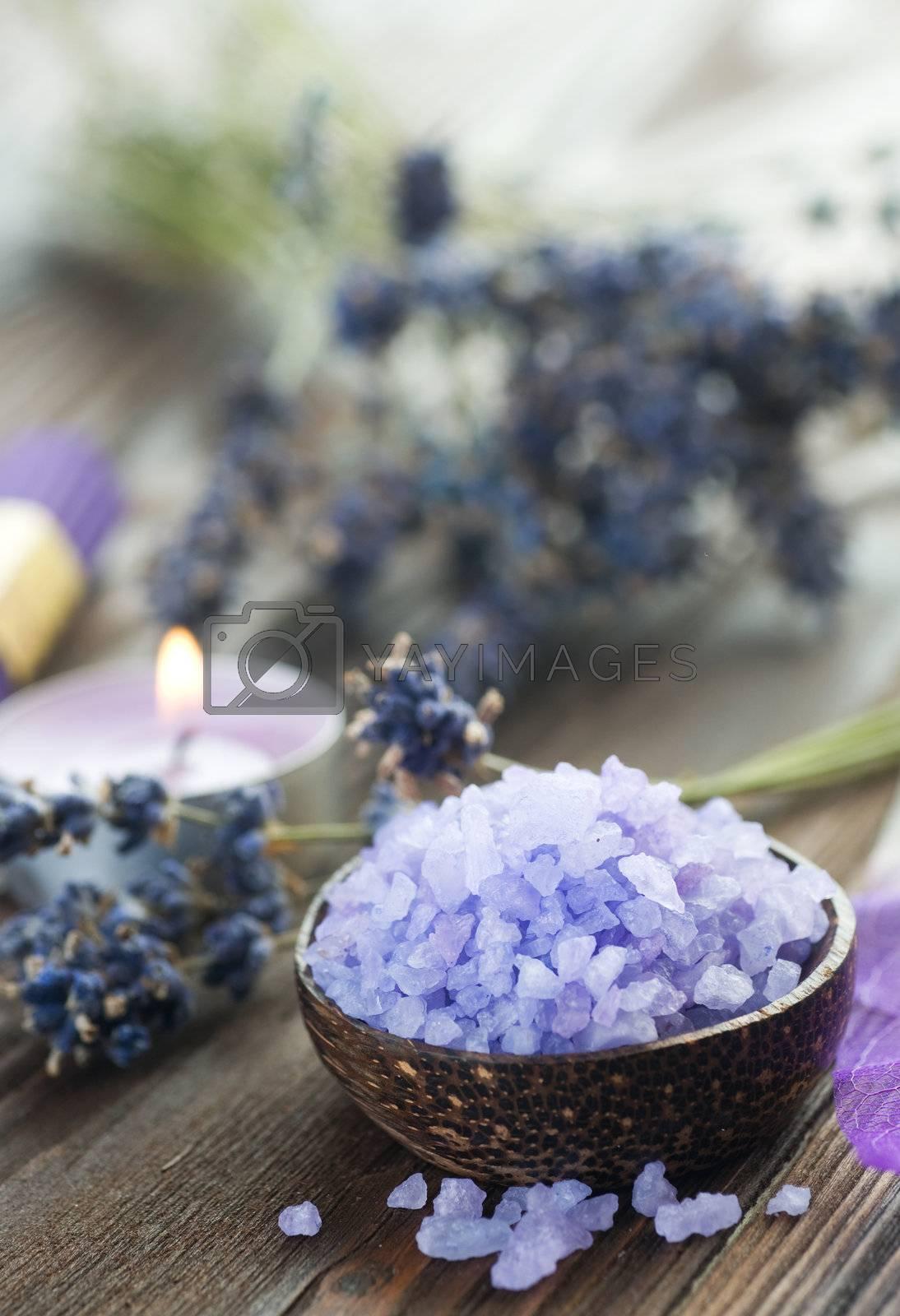 Lavender Spa by Subbotina Anna