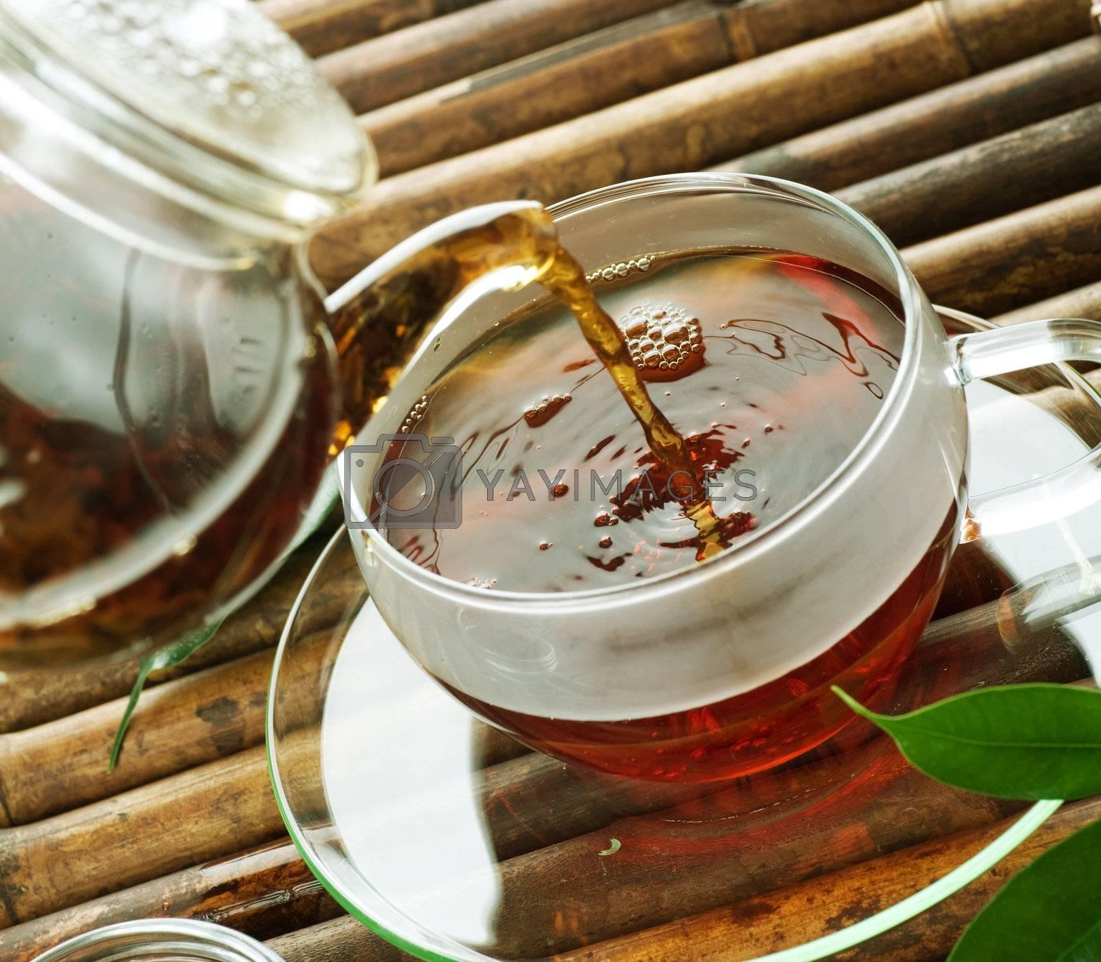 Tea by SubbotinaA