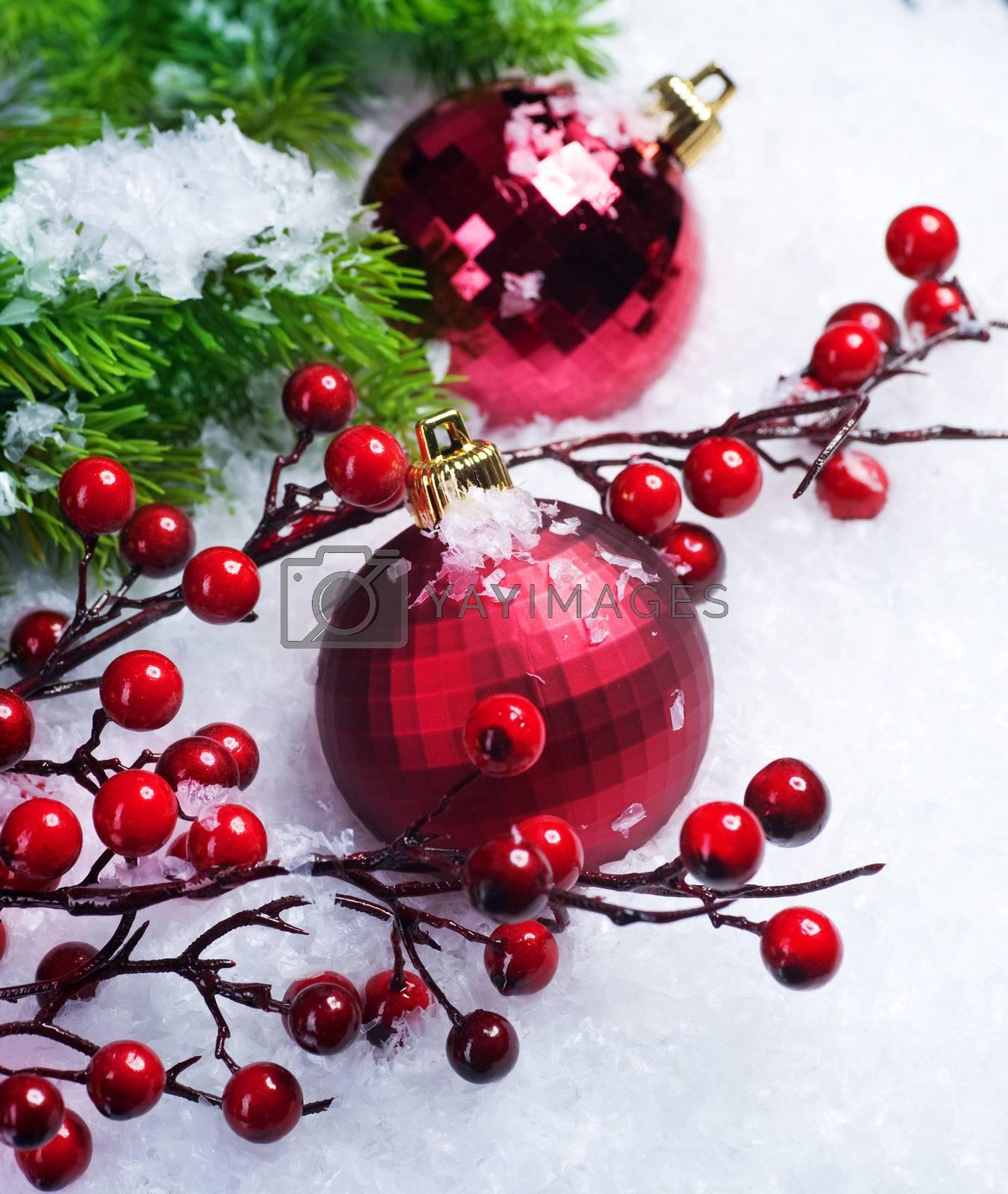 Christmas by SubbotinaA