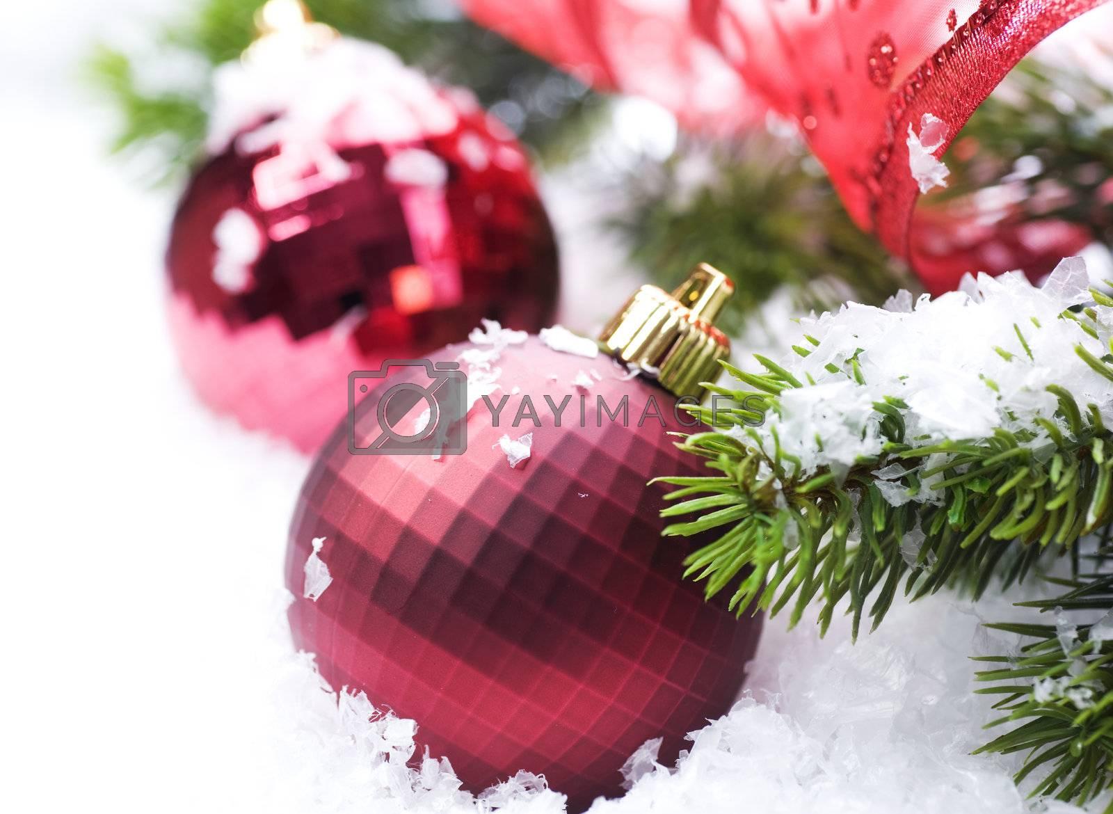 Christmas by Subbotina Anna