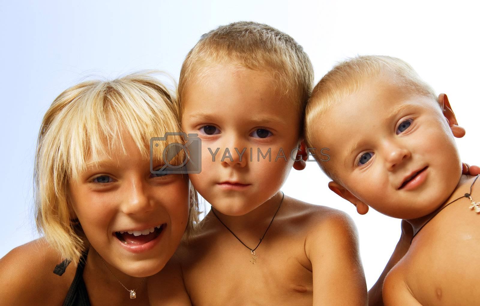Happy Kids Outdoor  by SubbotinaA