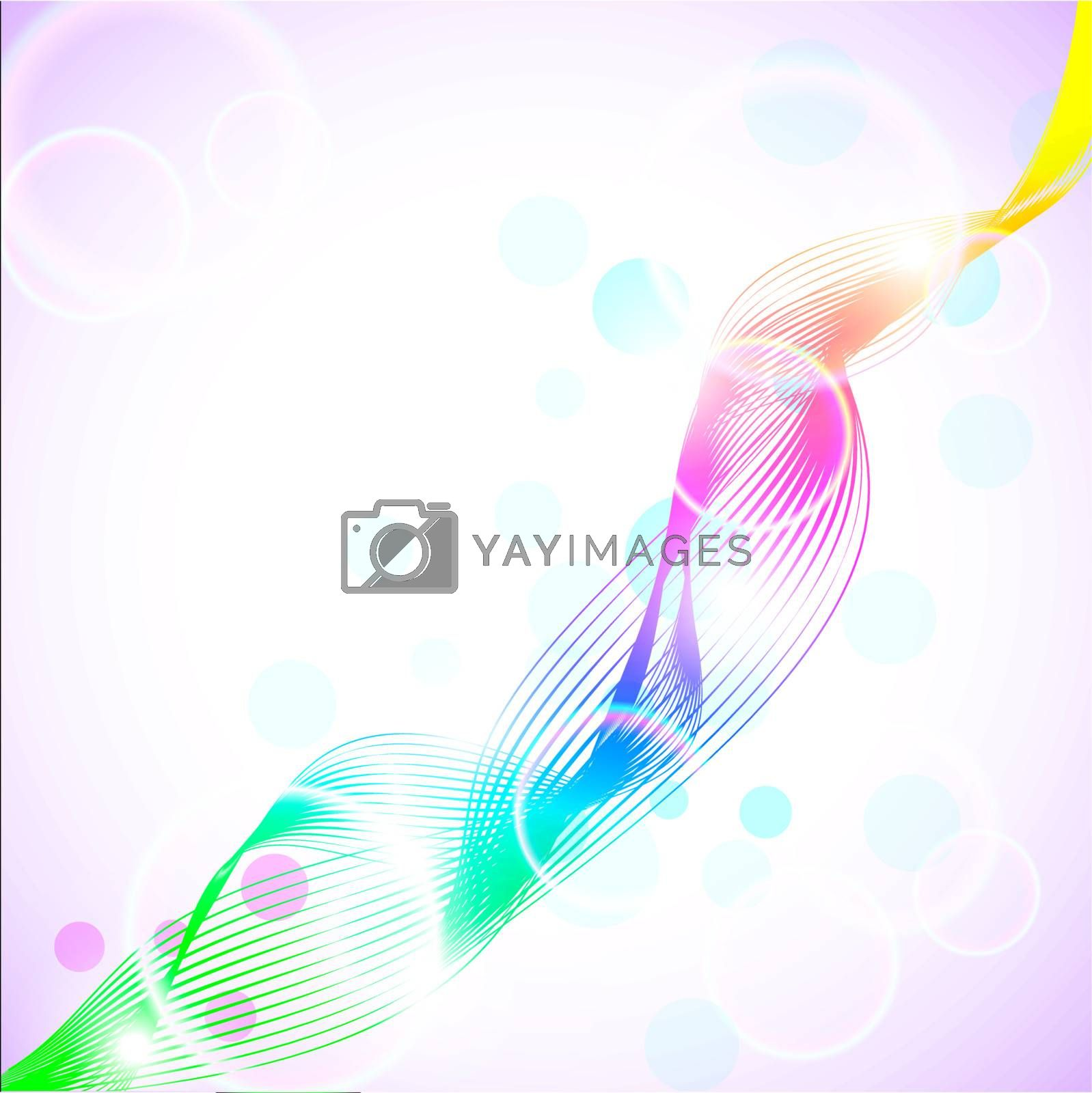 multicolored bright abstract background