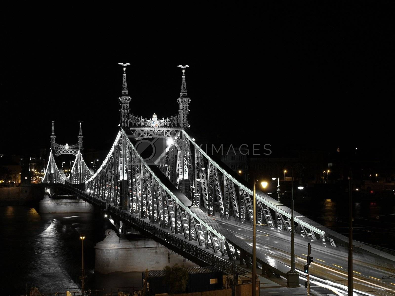 Bridge of Freedom, Budapest