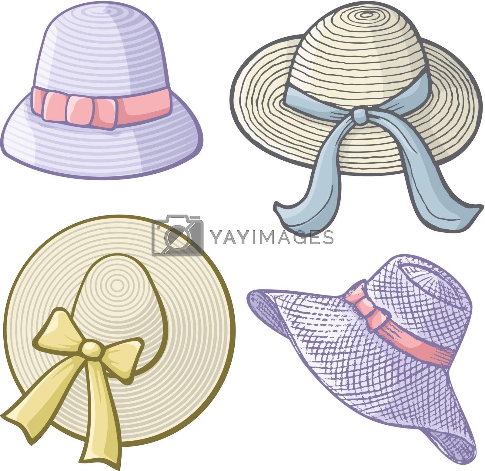 Women hats by sifis