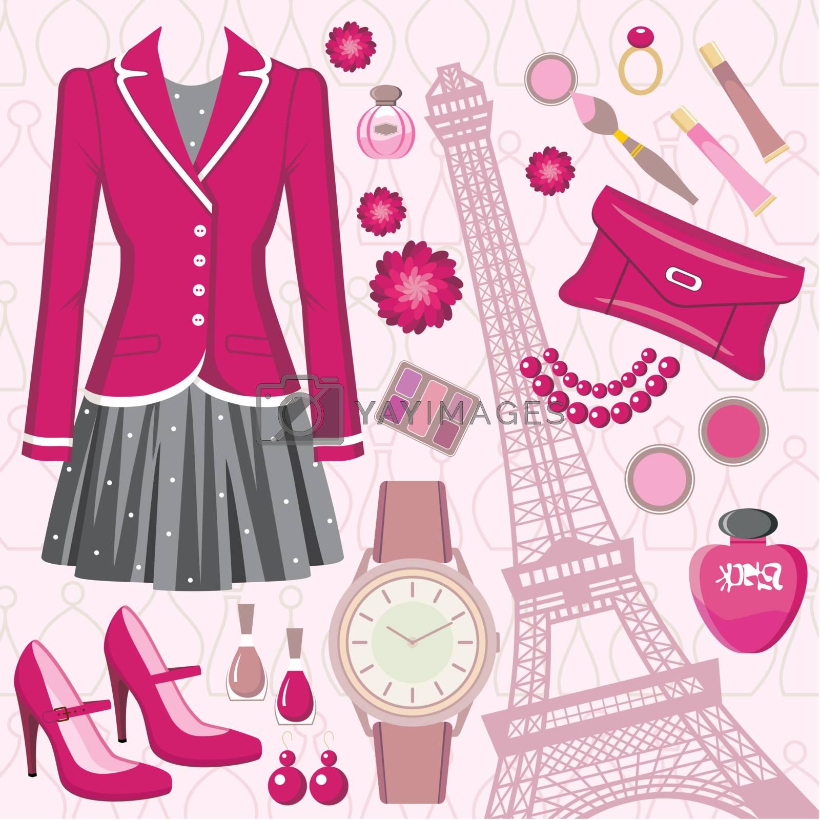 Fashion set by GurZZZa