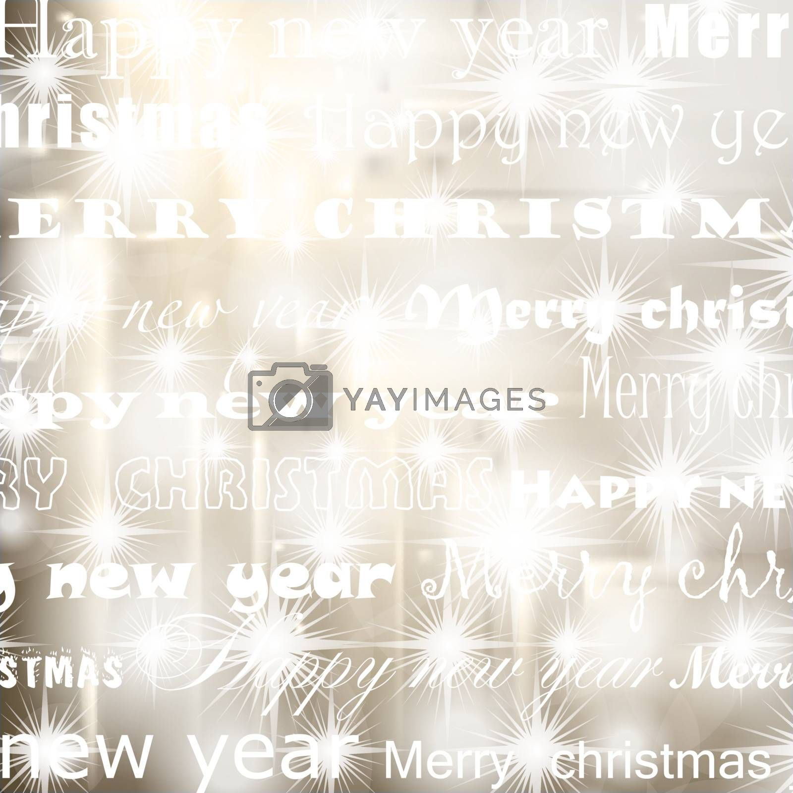 christmas background by anelina