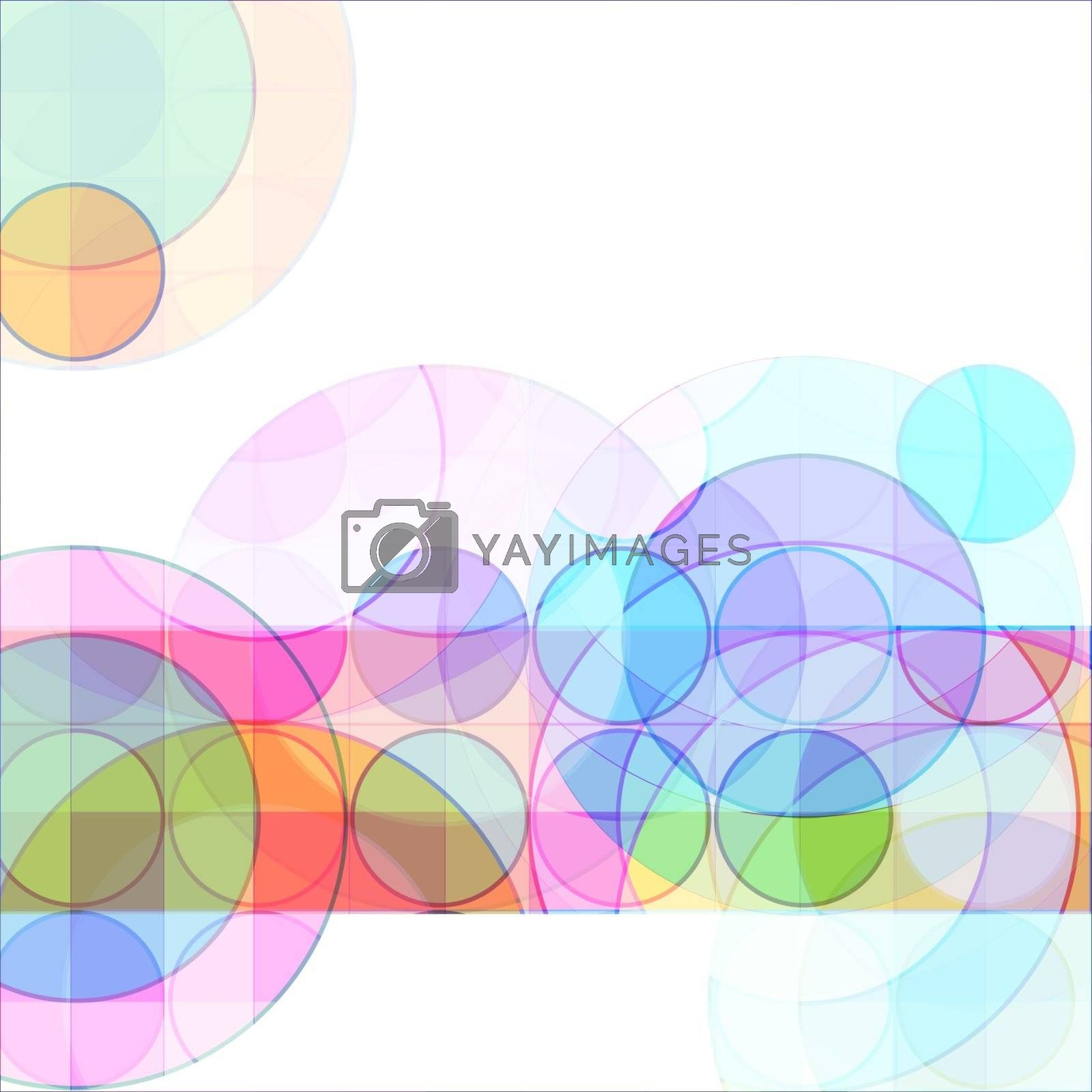 abstract background by anelina