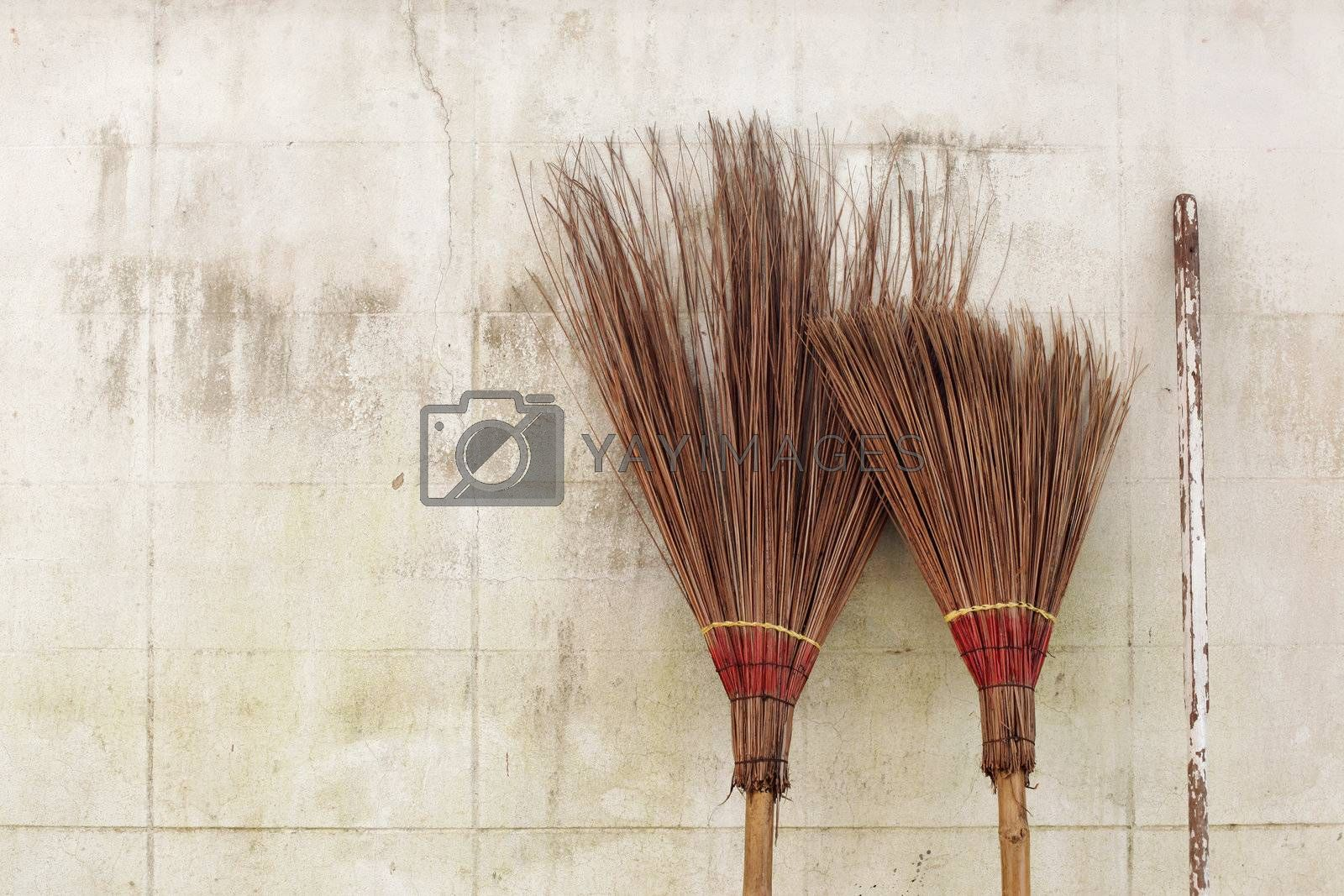 brooms by antpkr