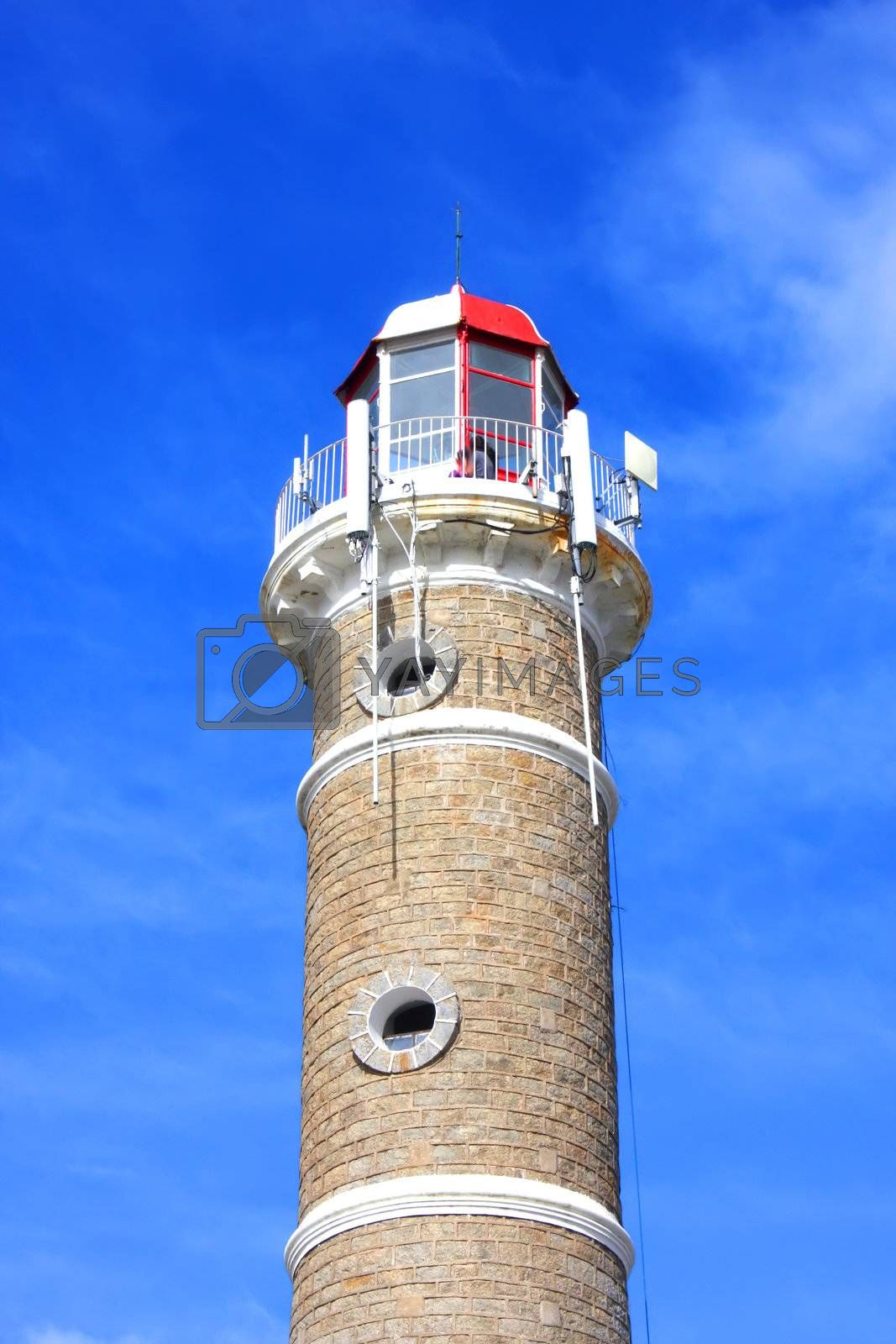 Lighthouse in Jose Ignacio by Spectral