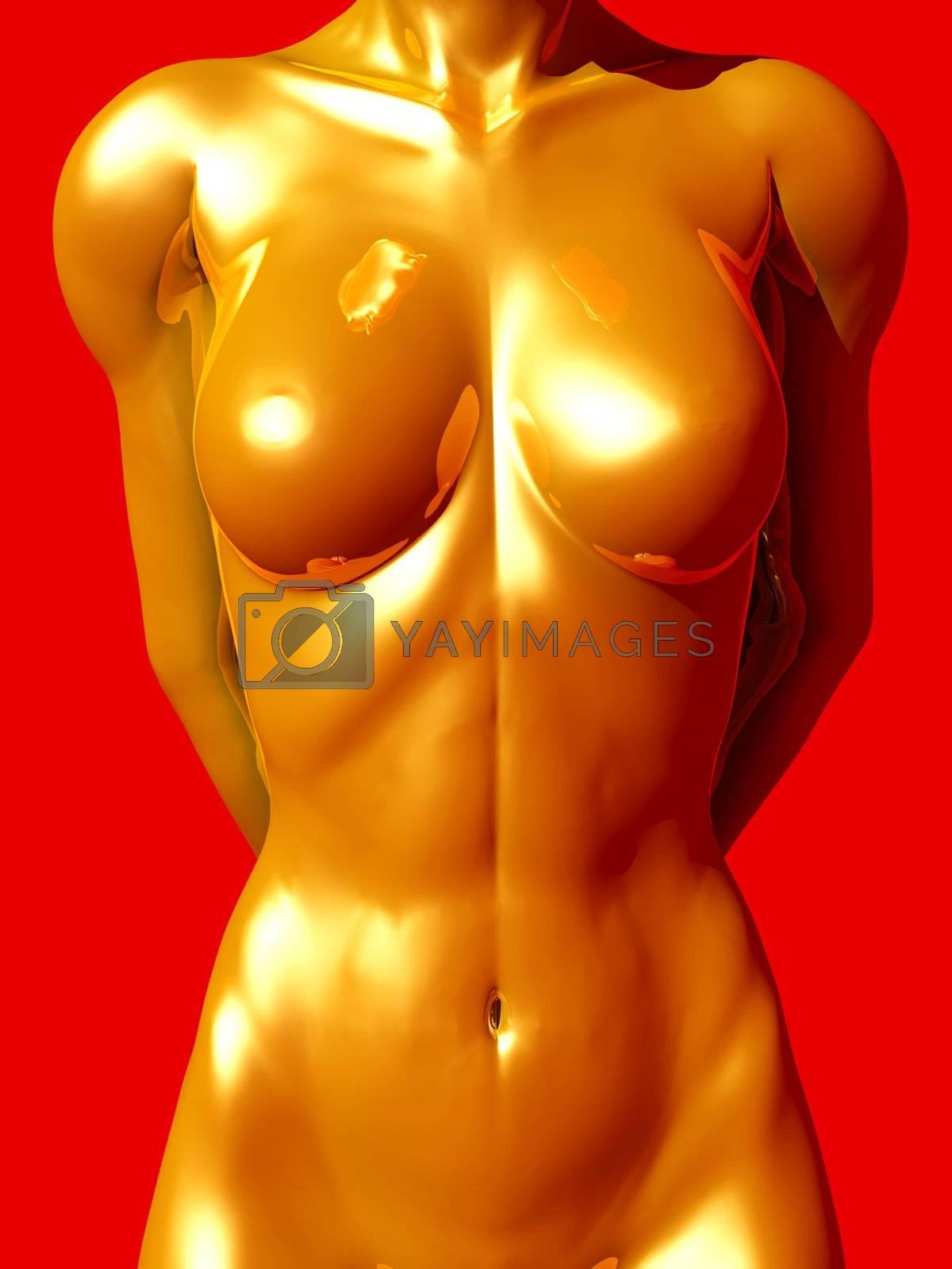 Golden Beauty  by Spectral