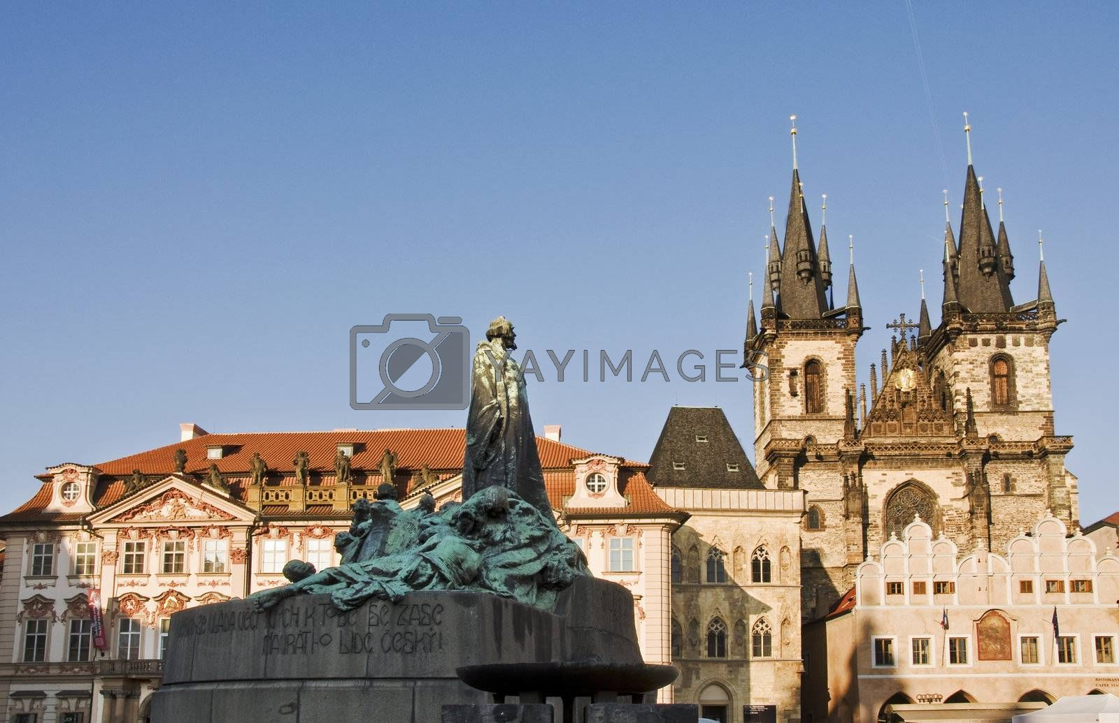 Old Town Square by edella