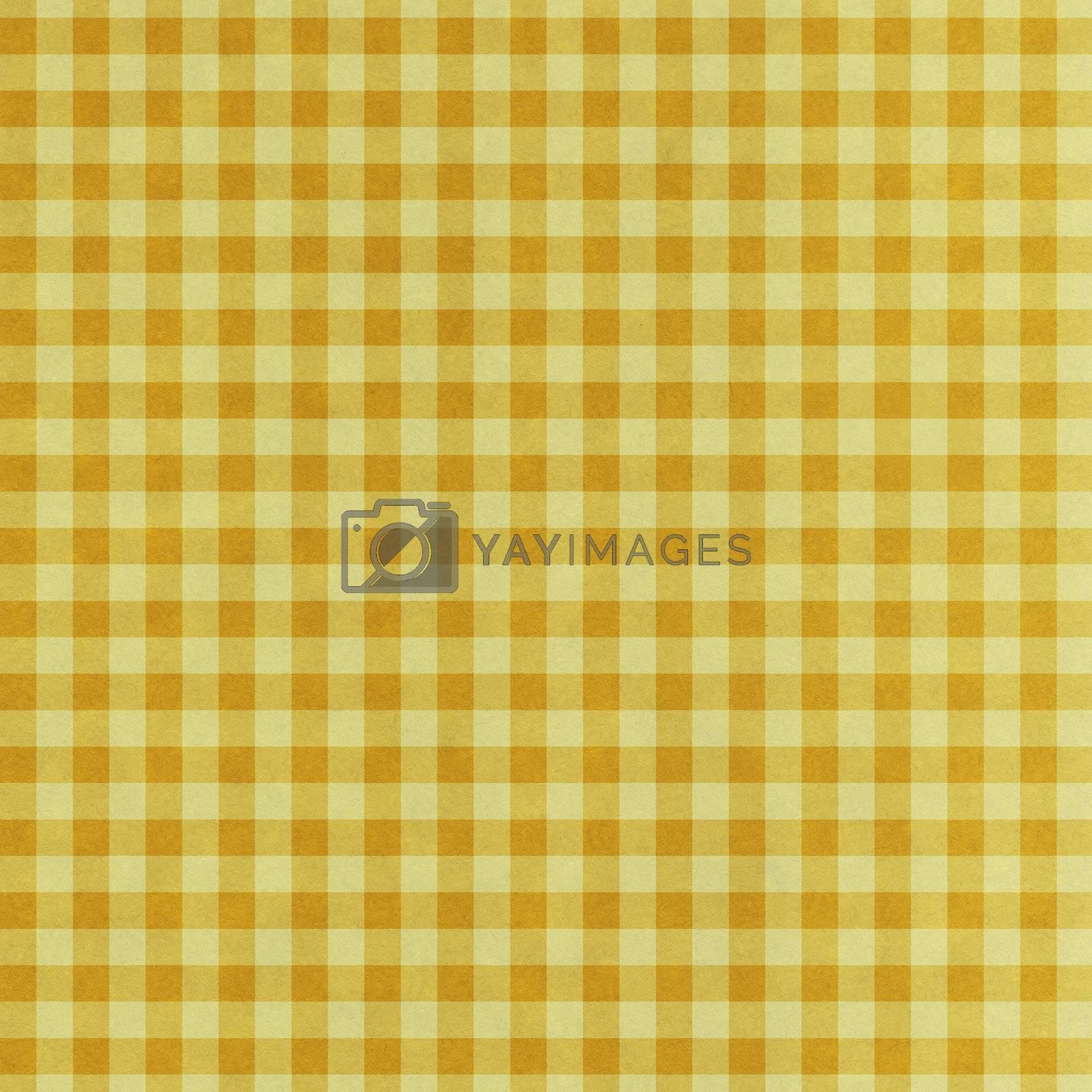 yellow scotch texture decorative pattern