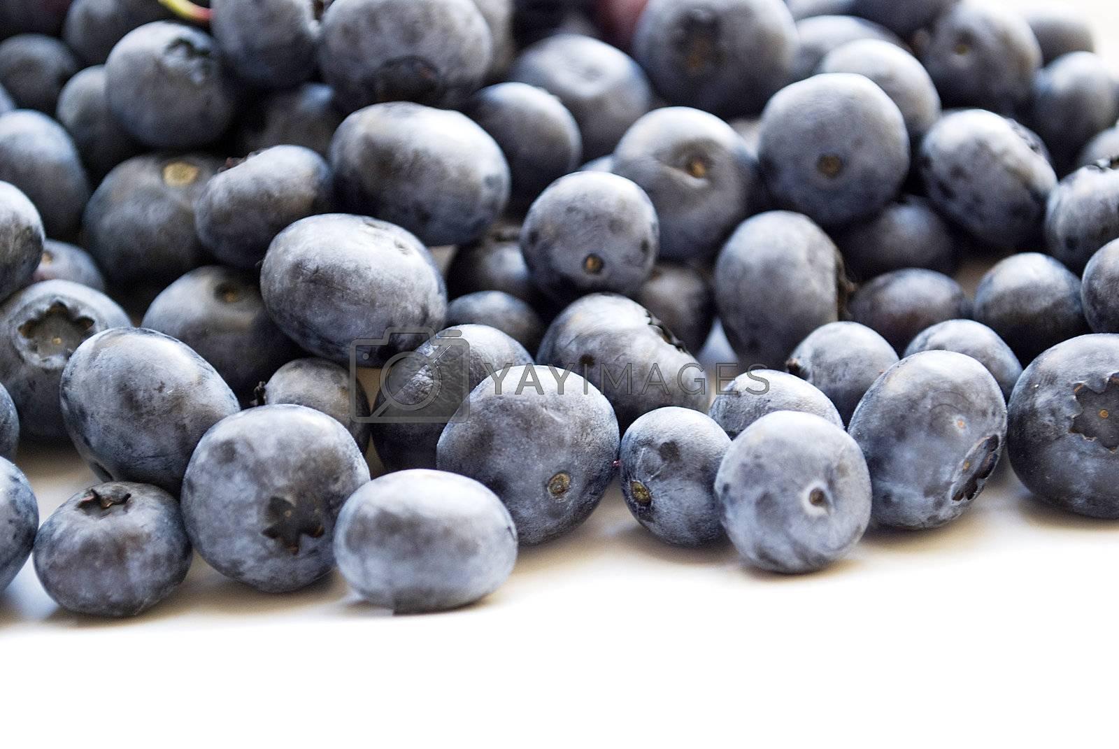 blueberries by Dessie_bg