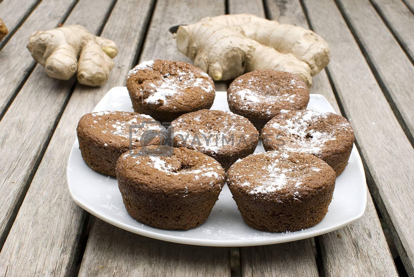 ginger cookies by Dessie_bg