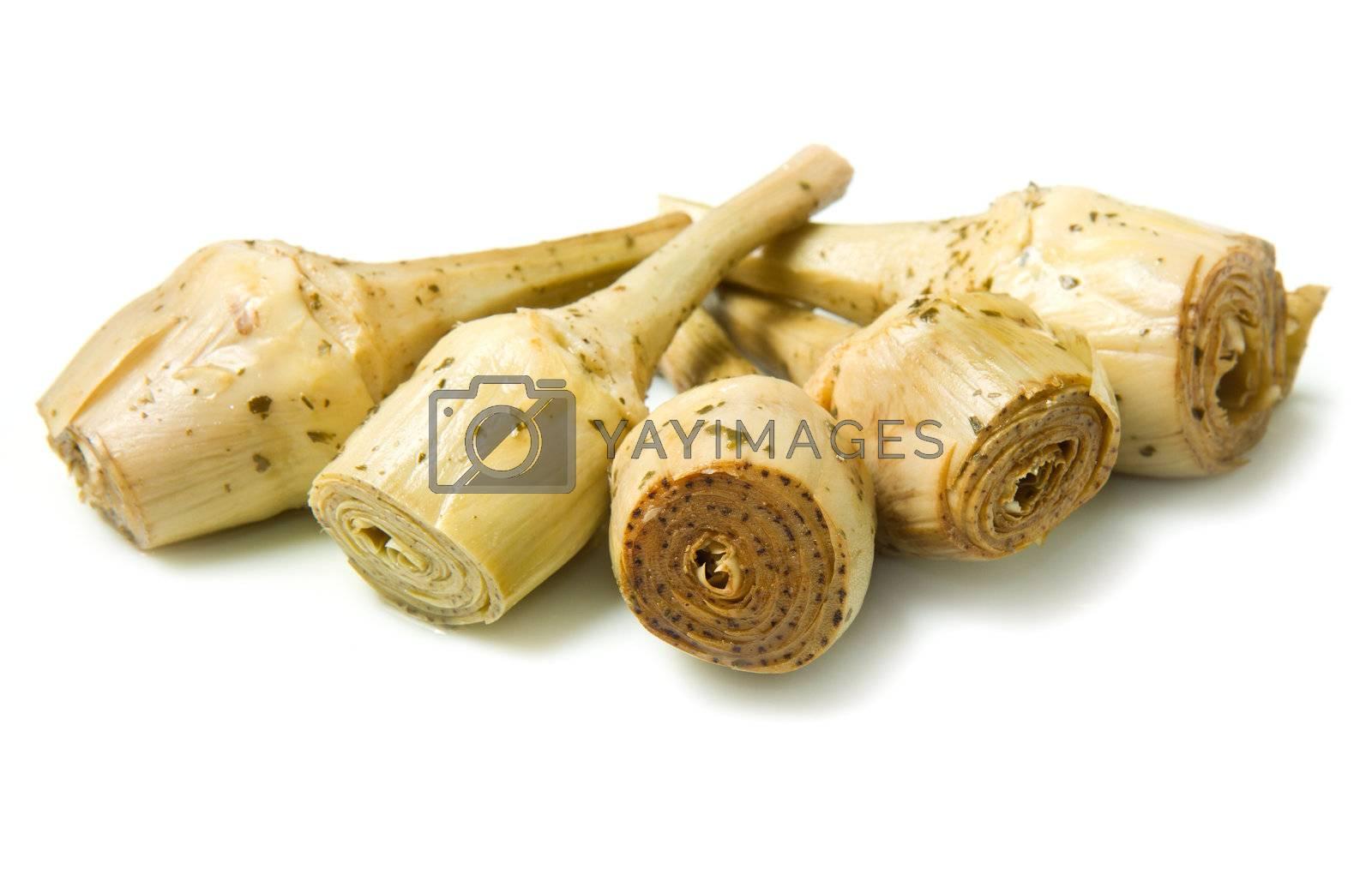 artichokes in oil by lsantilli