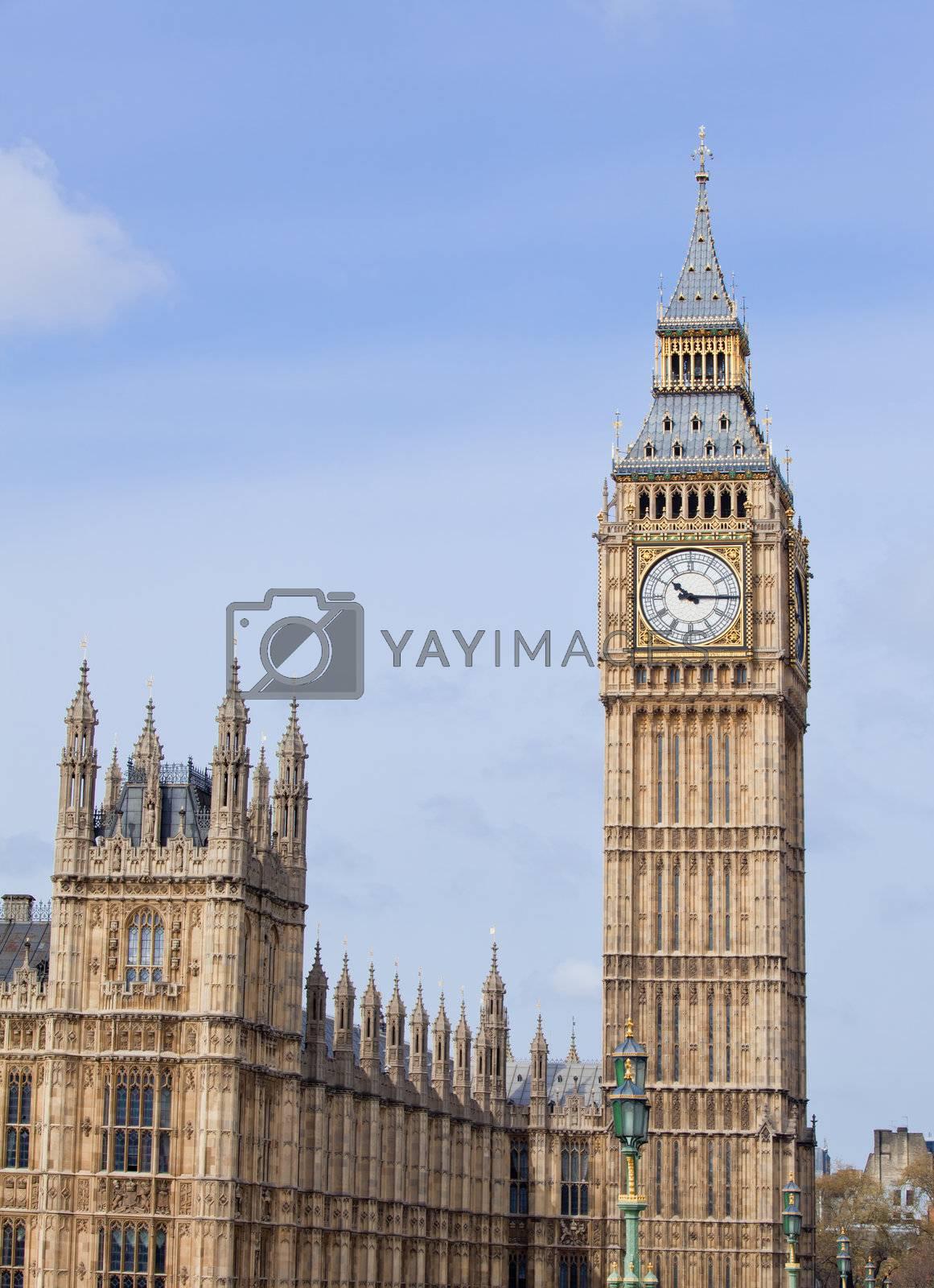Big Ben London by vichie81