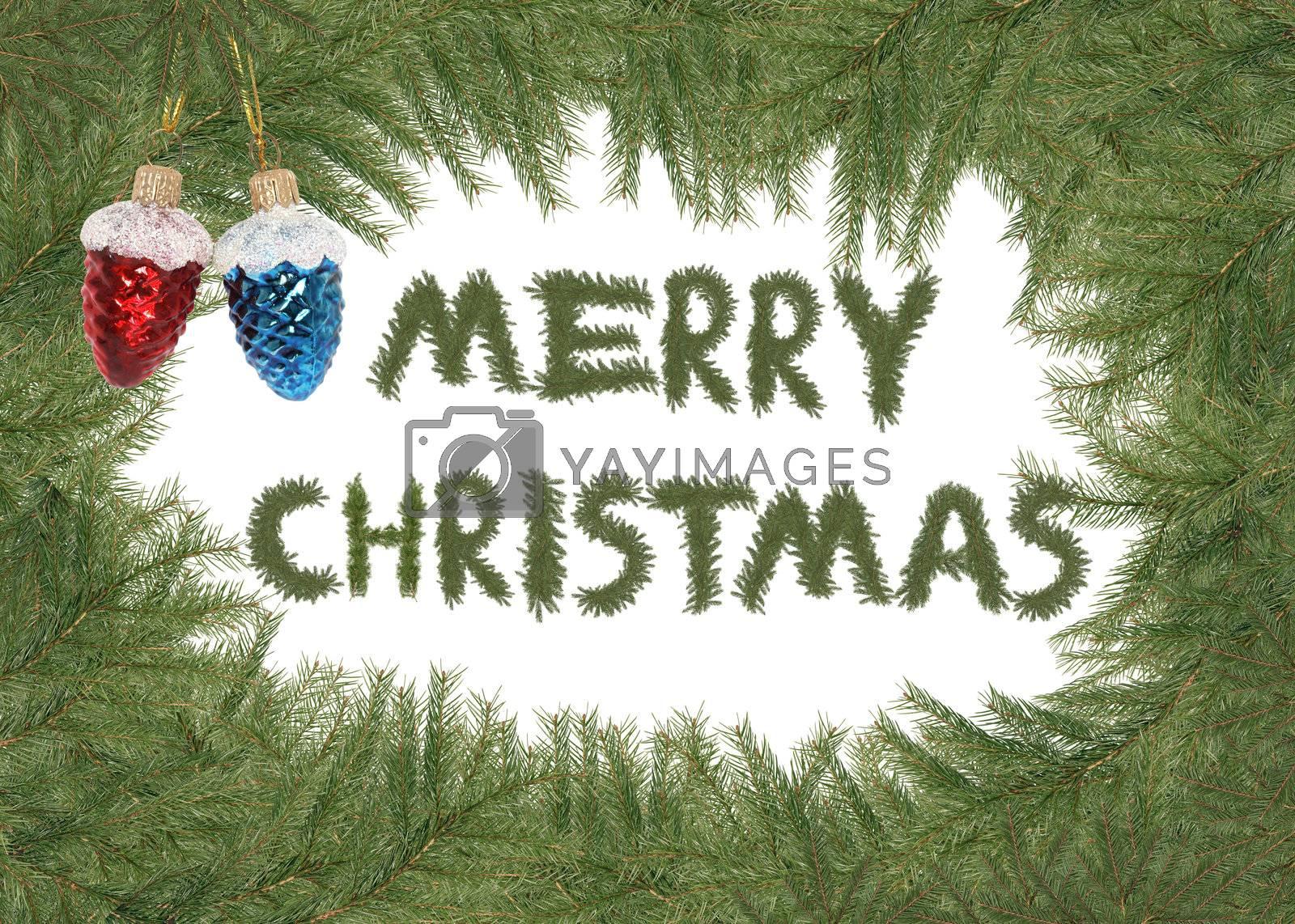 Merry Christmas by kvkirillov