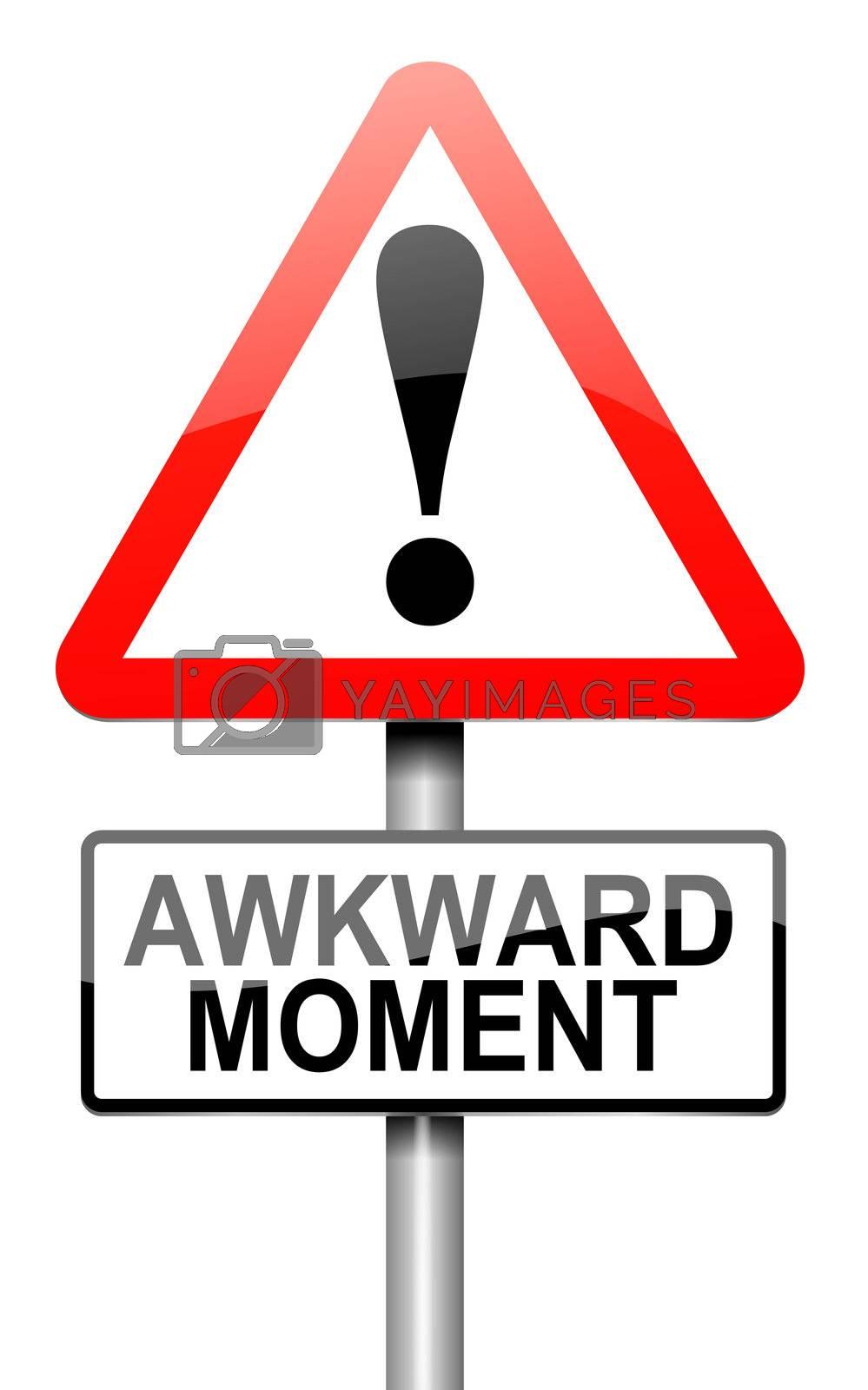 Awkward moment. by 72soul