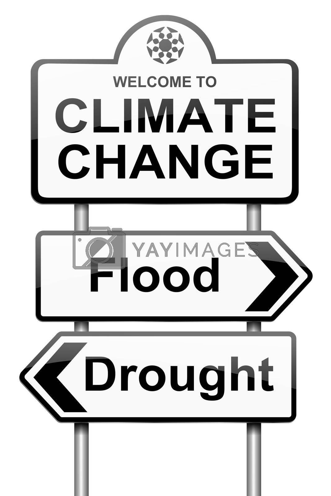 Climate change concept. by 72soul